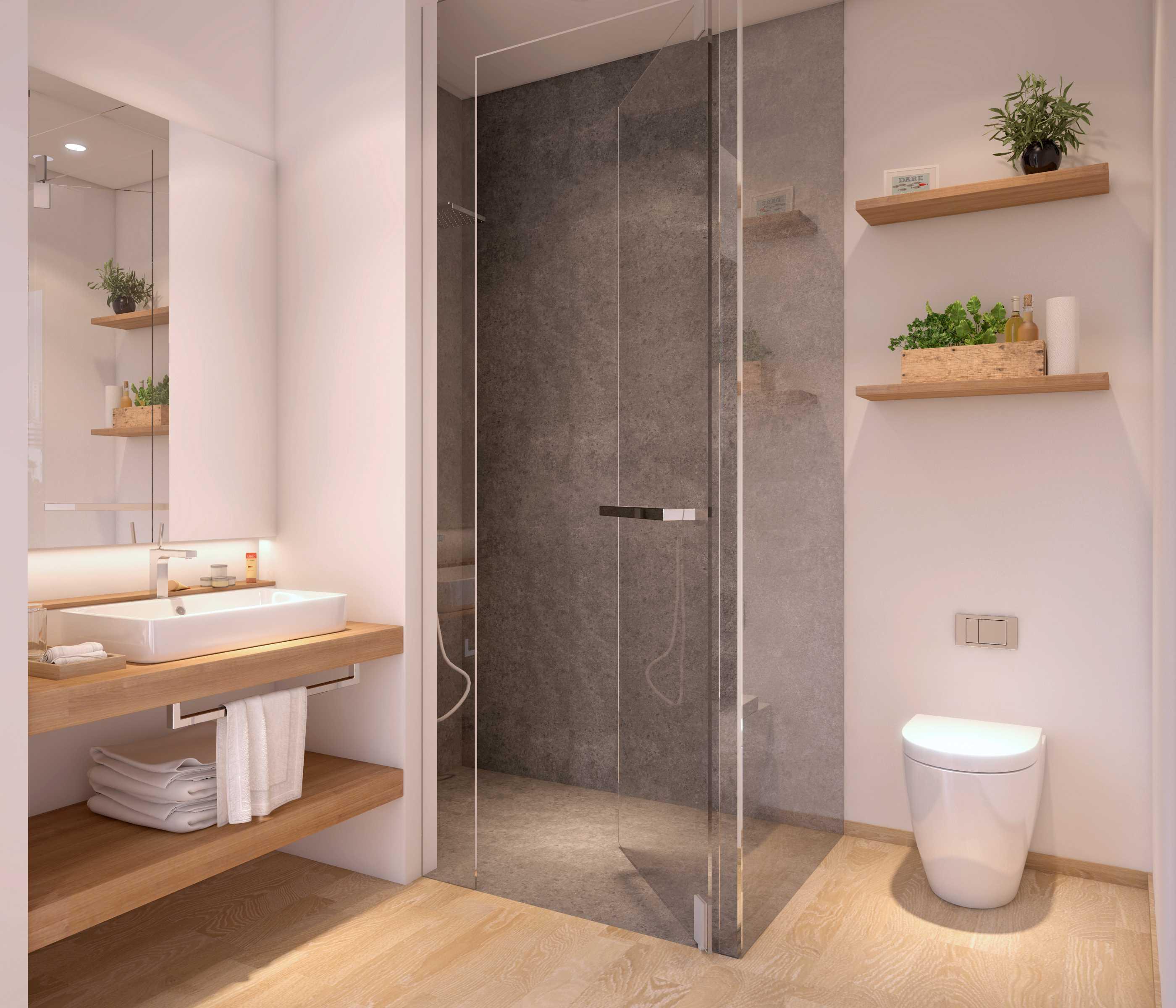 Erre Luce | Lighting+Interior W Residence Sentul City Sentul City Bathroom   10332