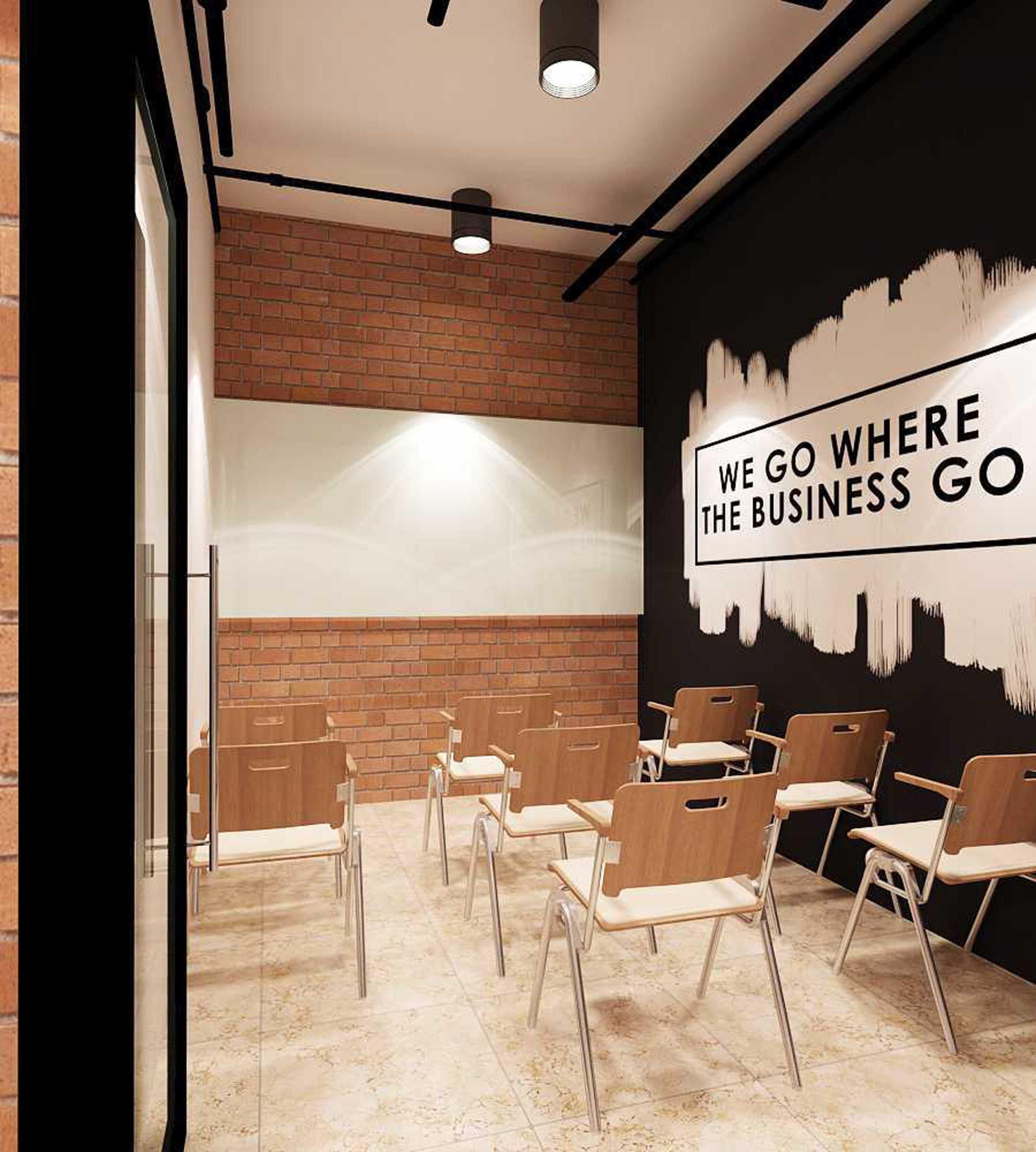 Iugo Design Aditya Office At Cempaka Mas Jakarta Jakarta 51 Modern  31716