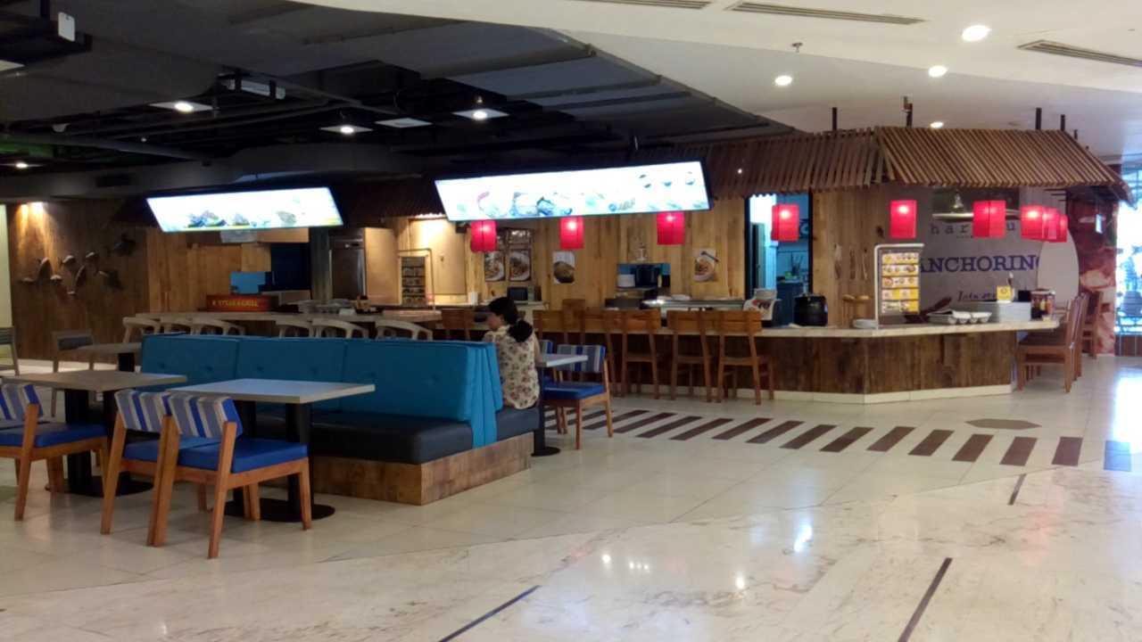 Inches Design Lippo Foodcourt Bali Bali Dining Area   23565