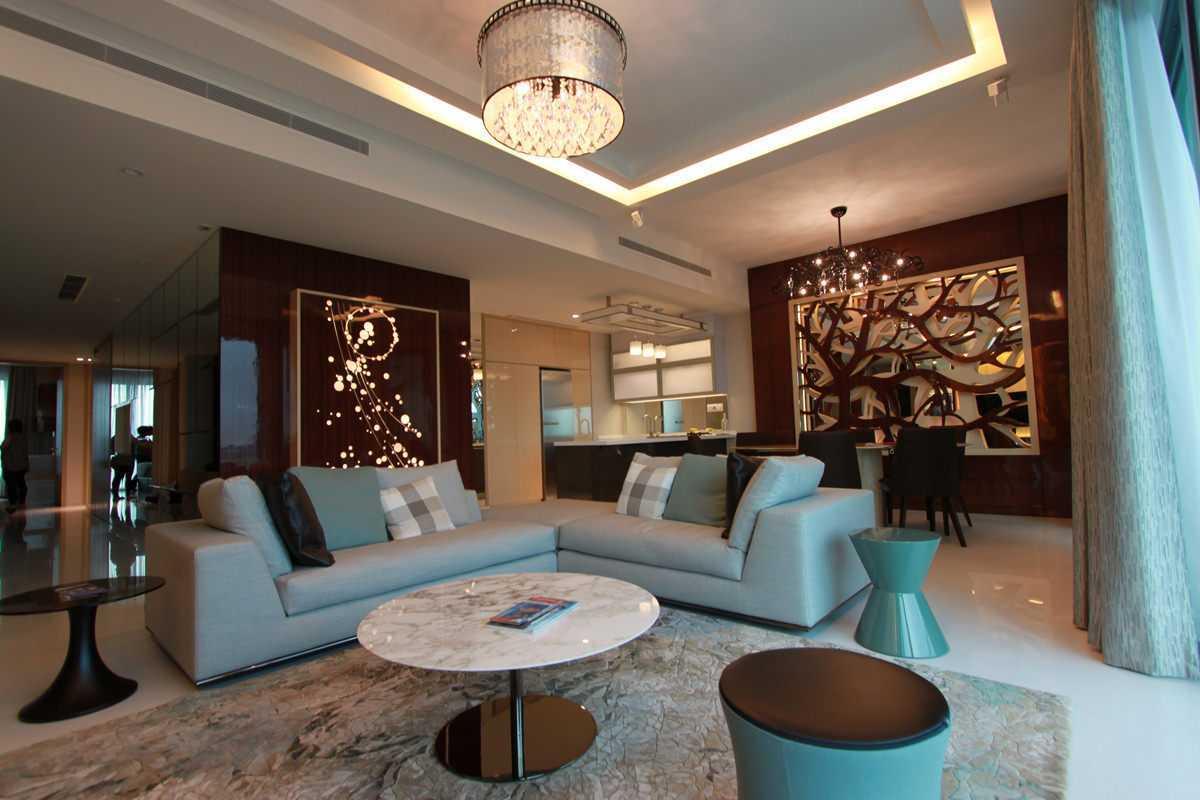 Devina Dona Apartment Sentosa Singapura Singapura Livingroom   16409