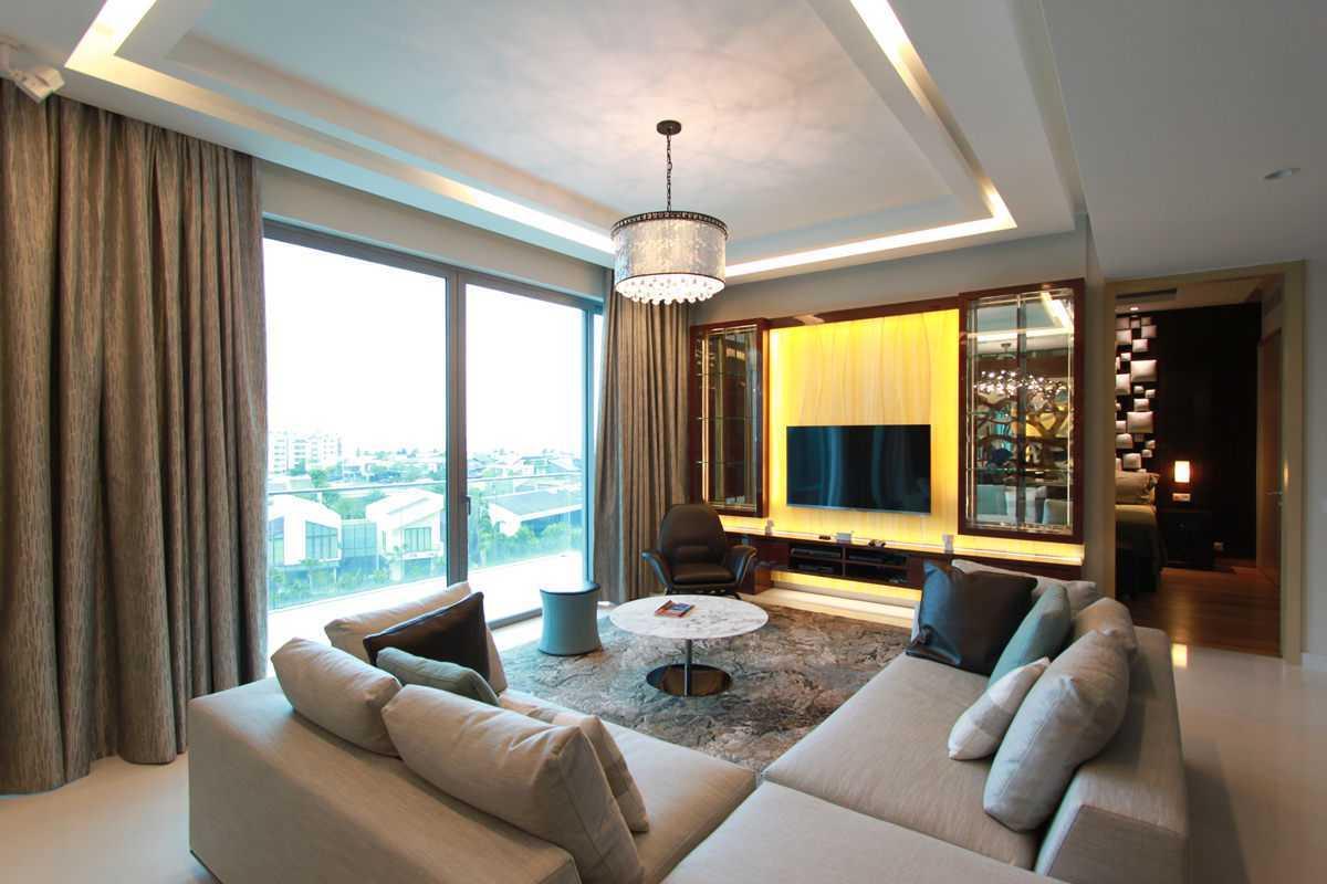 Devina Dona Apartment Sentosa Singapura Singapura Livingroom   16410