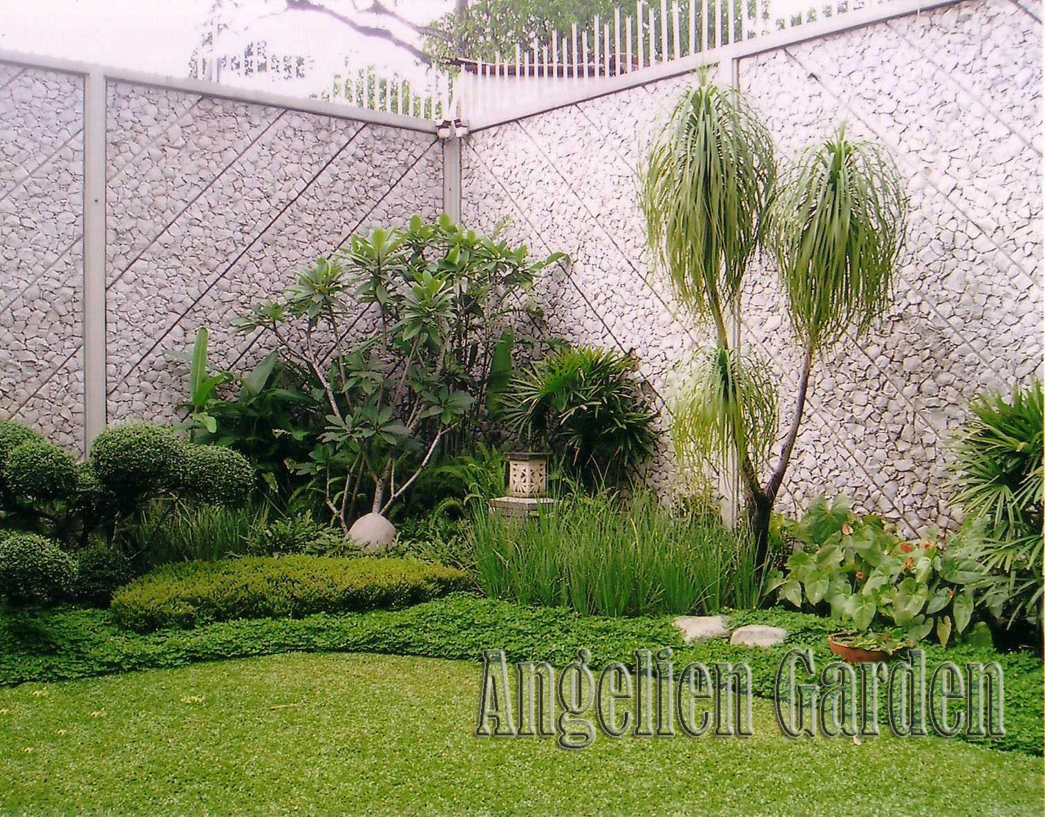 Reindy Tropical Modern Garden Bandung Bandung C Modern,tropis  28437