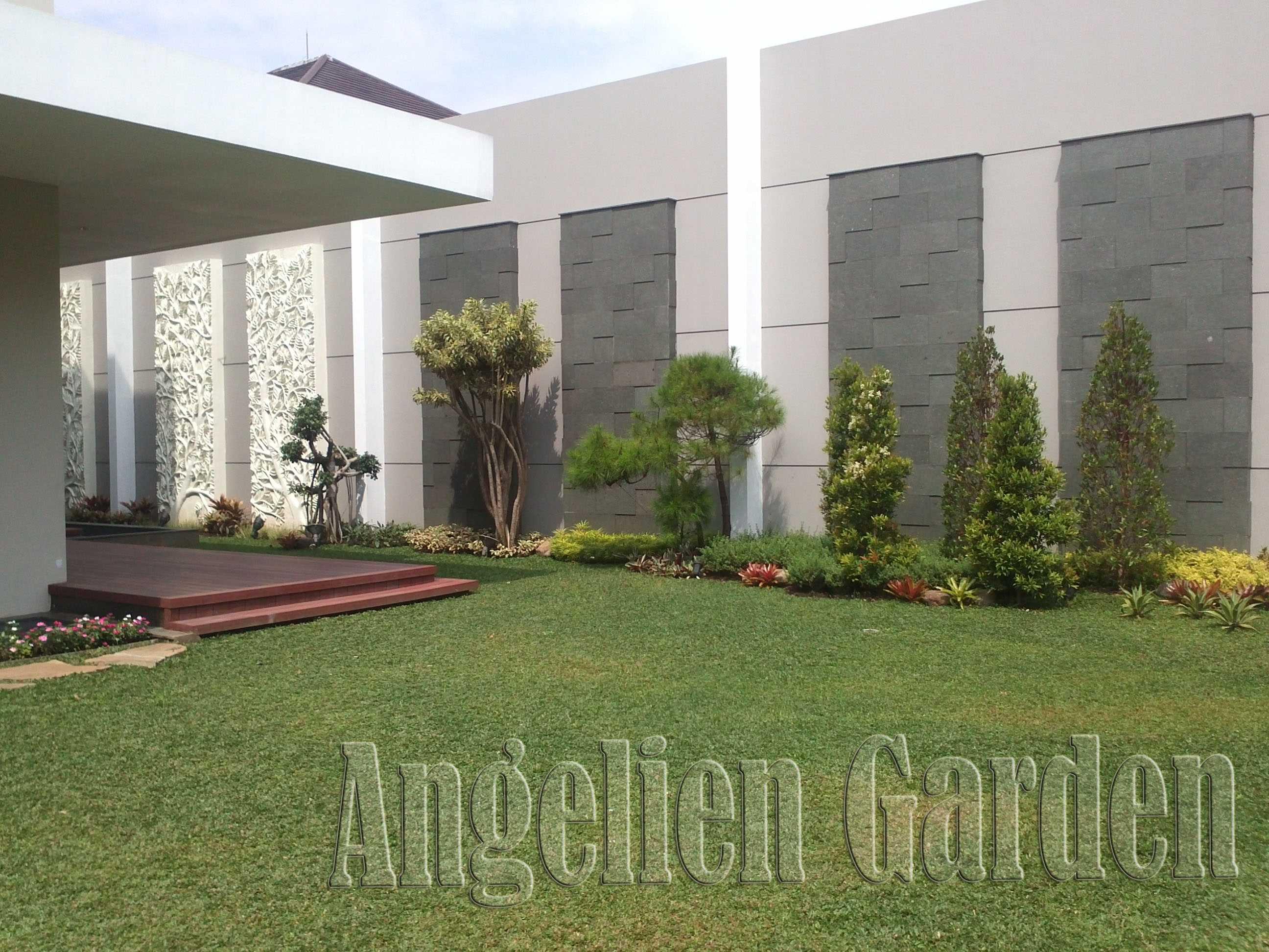 Reindy Minimalist Garden At Batununggal Bandung Bandung Btnunggal1 Tropis  28440