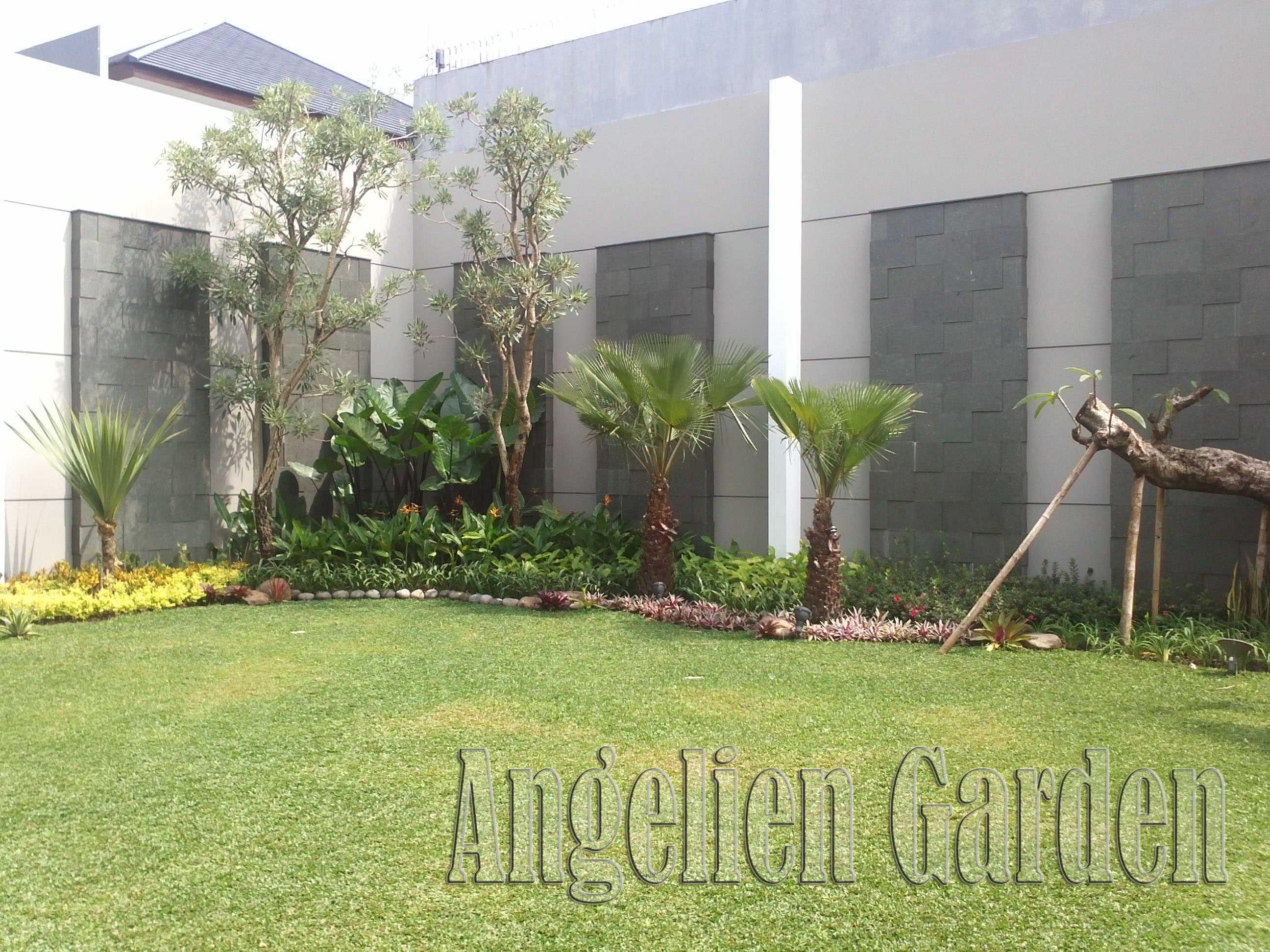 Reindy Minimalist Garden At Batununggal Bandung Bandung Btnunggal2 Tropis  28441
