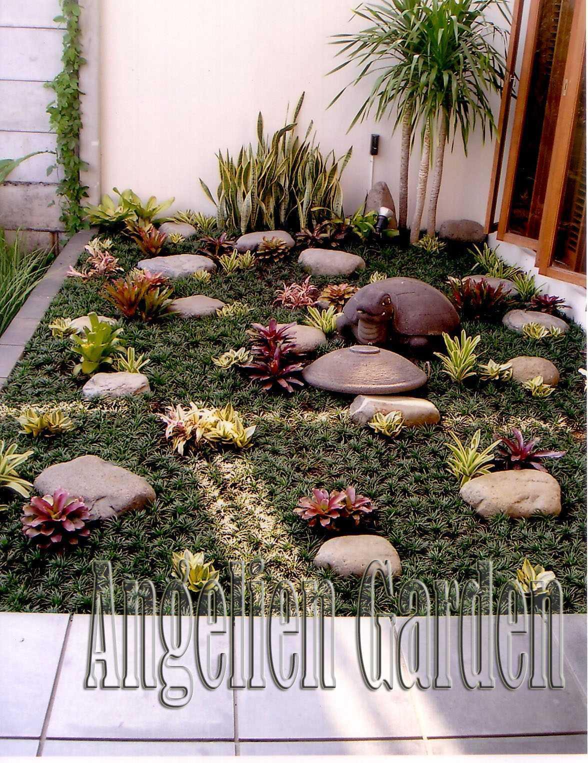 Reindy Tropical Modern Garden At Mekarwangi Bandung Bandung Mwangi7 Tropis  28454