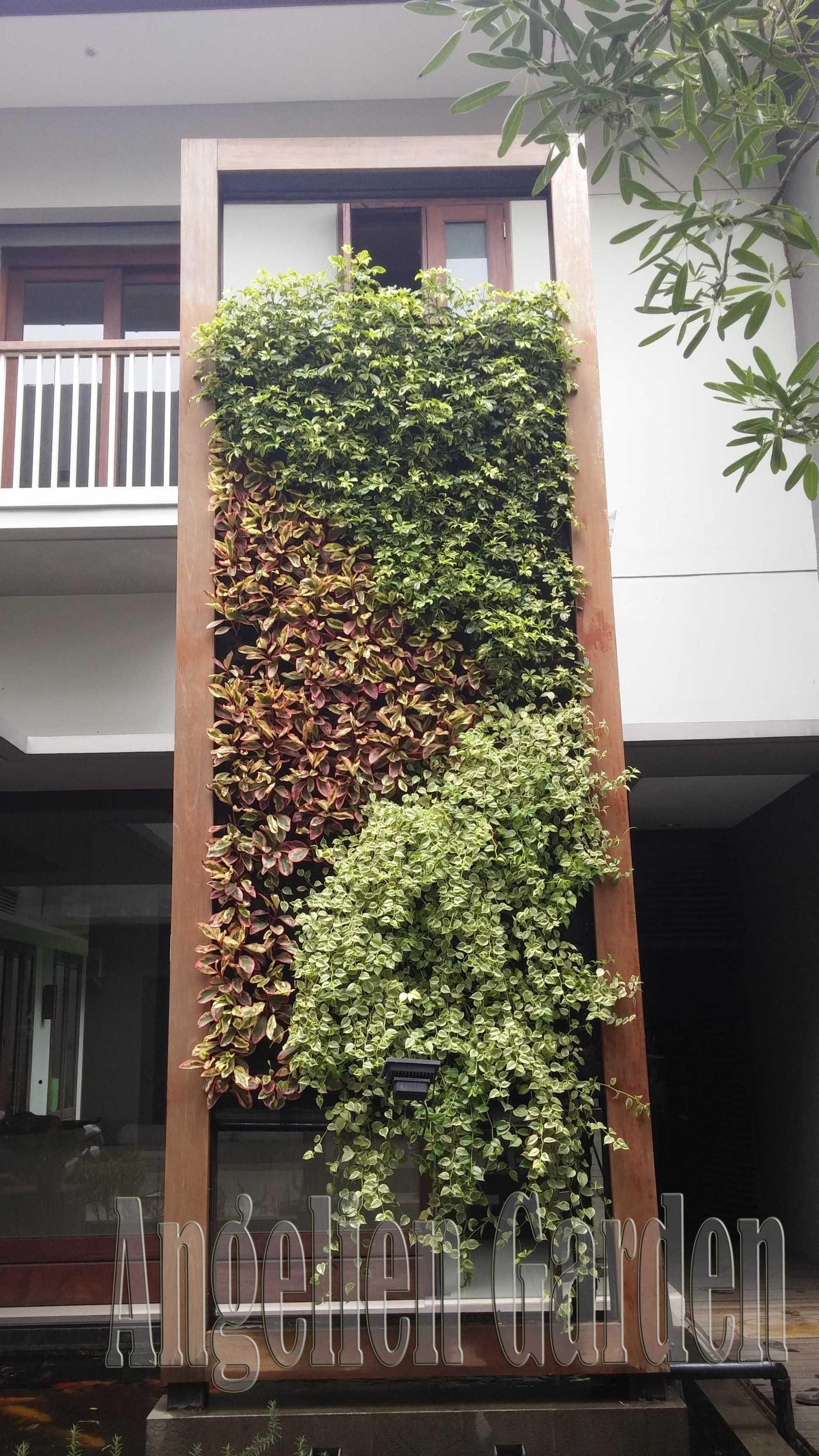 Reindy Vertical Garden 2 Face Bandung Bandung Ing2 Modern  28458