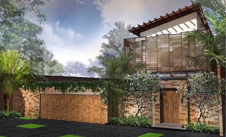 Alash.studiobali K-House Bali-Indonesia Bali-Indonesia Front View   12942