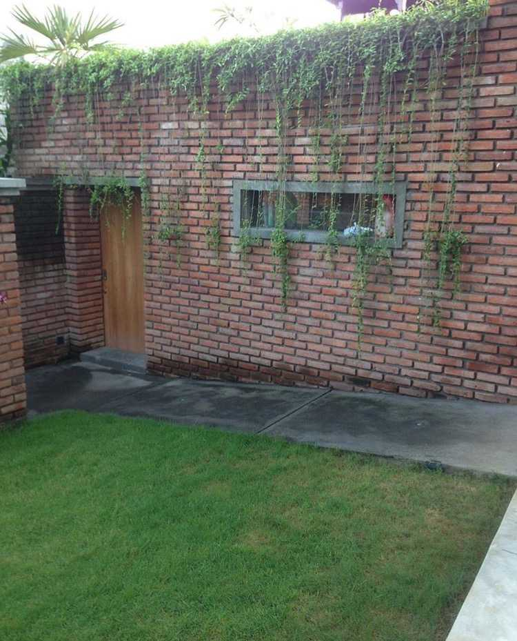 Alash.studiobali K-House Bali-Indonesia Bali-Indonesia Brick Wall Fence   17955