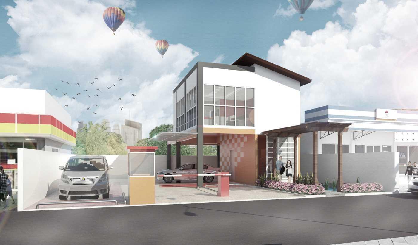Studio Besar Carwash & Cafe , Jonggol Jonggol, Bogor, Jawa Barat, Indonesia Bogor, Jawa Barat Desain-Exterior-Cafe-And-Carwash-Jonggol-View-1   44936