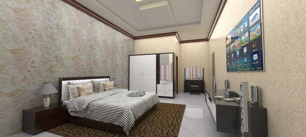 Studio Besar Layung House, Bogor Bogor, Jawa Barat Bogor, Jawa Barat Bogor-House-5 Minimalis  25975
