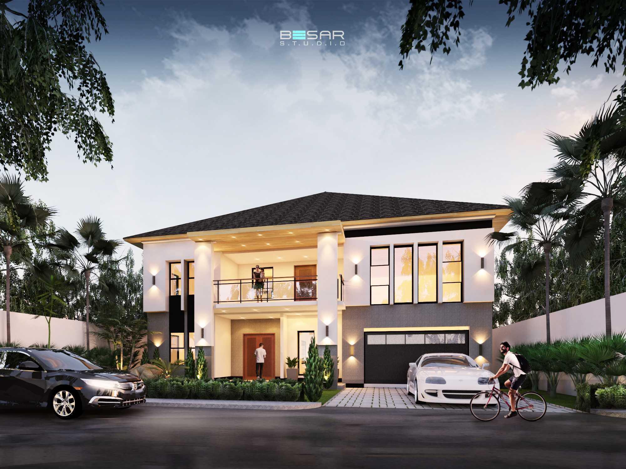 Studio Besar Kayu Putih House, Jakarta Jakarta, Daerah Khusus Ibukota Jakarta, Indonesia Jakarta, Daerah Khusus Ibukota Jakarta, Indonesia Jepang-1   36978