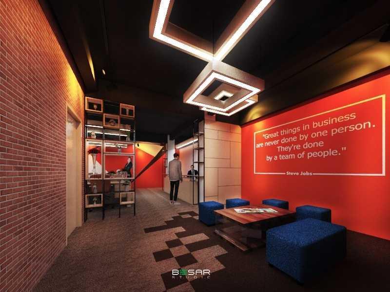 Studio Besar Nusantech Office, Jakarta Jakarta, Daerah Khusus Ibukota Jakarta, Indonesia Jakarta, Daerah Khusus Ibukota Jakarta, Indonesia Interior View Office Modern  50801