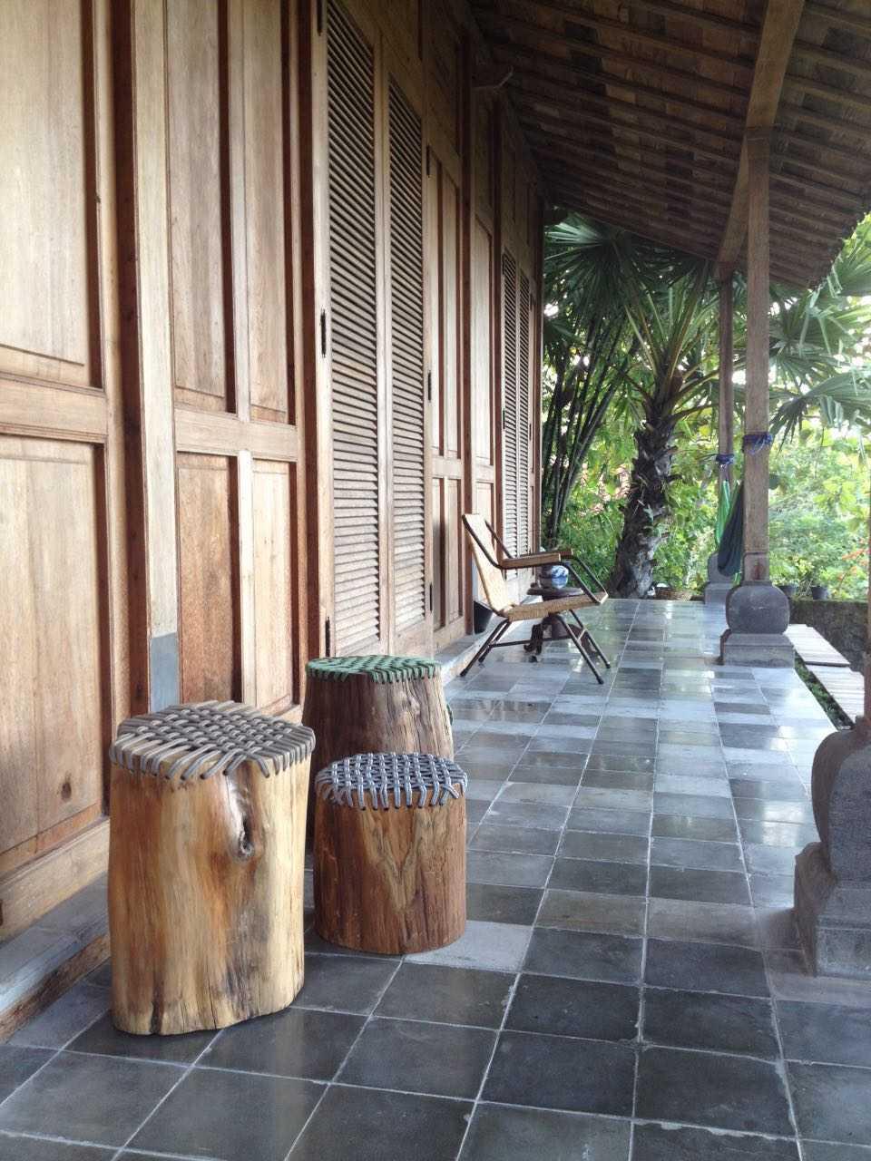 Aditya Wijaya / Studio Indirakasa Bangunjiwo House Yogyakarta Yogyakarta Terrace Tropis  16798