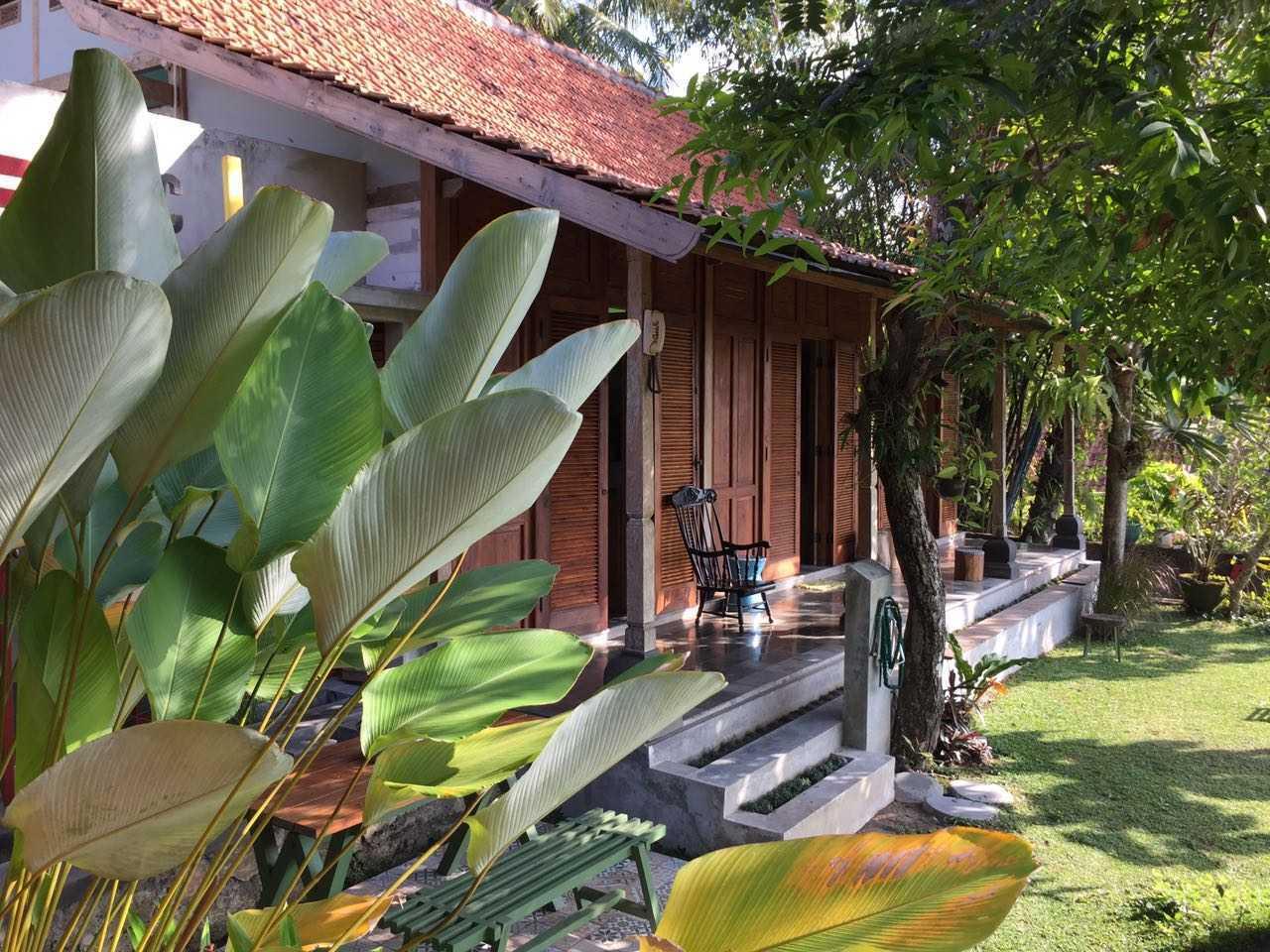 Aditya Wijaya / Studio Indirakasa Bangunjiwo House Yogyakarta Yogyakarta Img-20170726-Wa0018 Tropis  38702