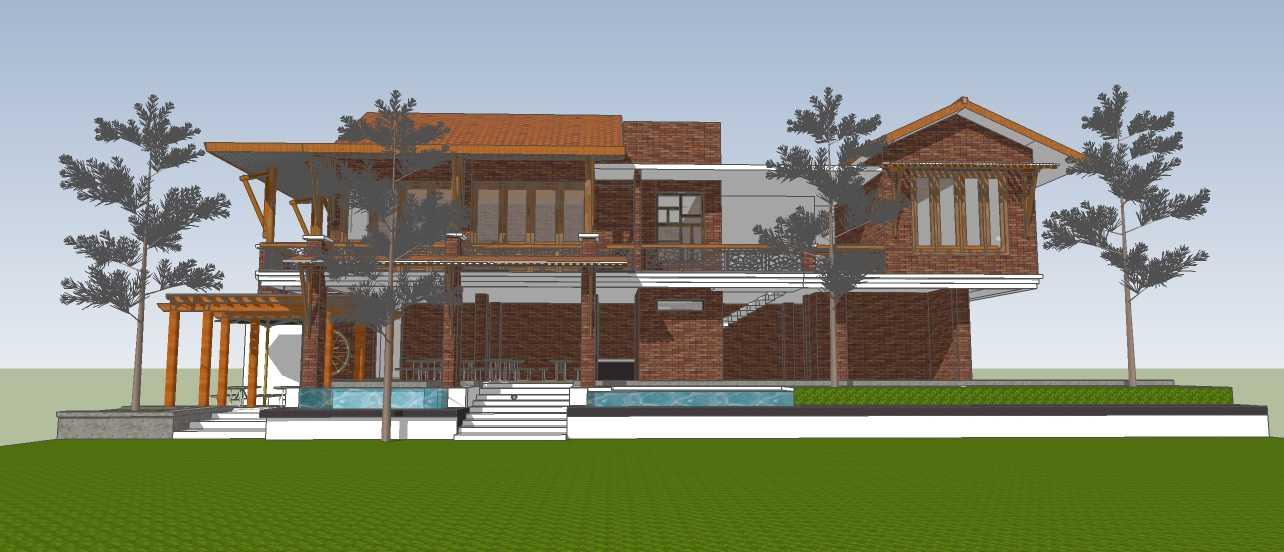 Aditya Wijaya / Studio Indirakasa Opique House Bantul ,yogyakarta Bantul ,yogyakarta Front View   24991