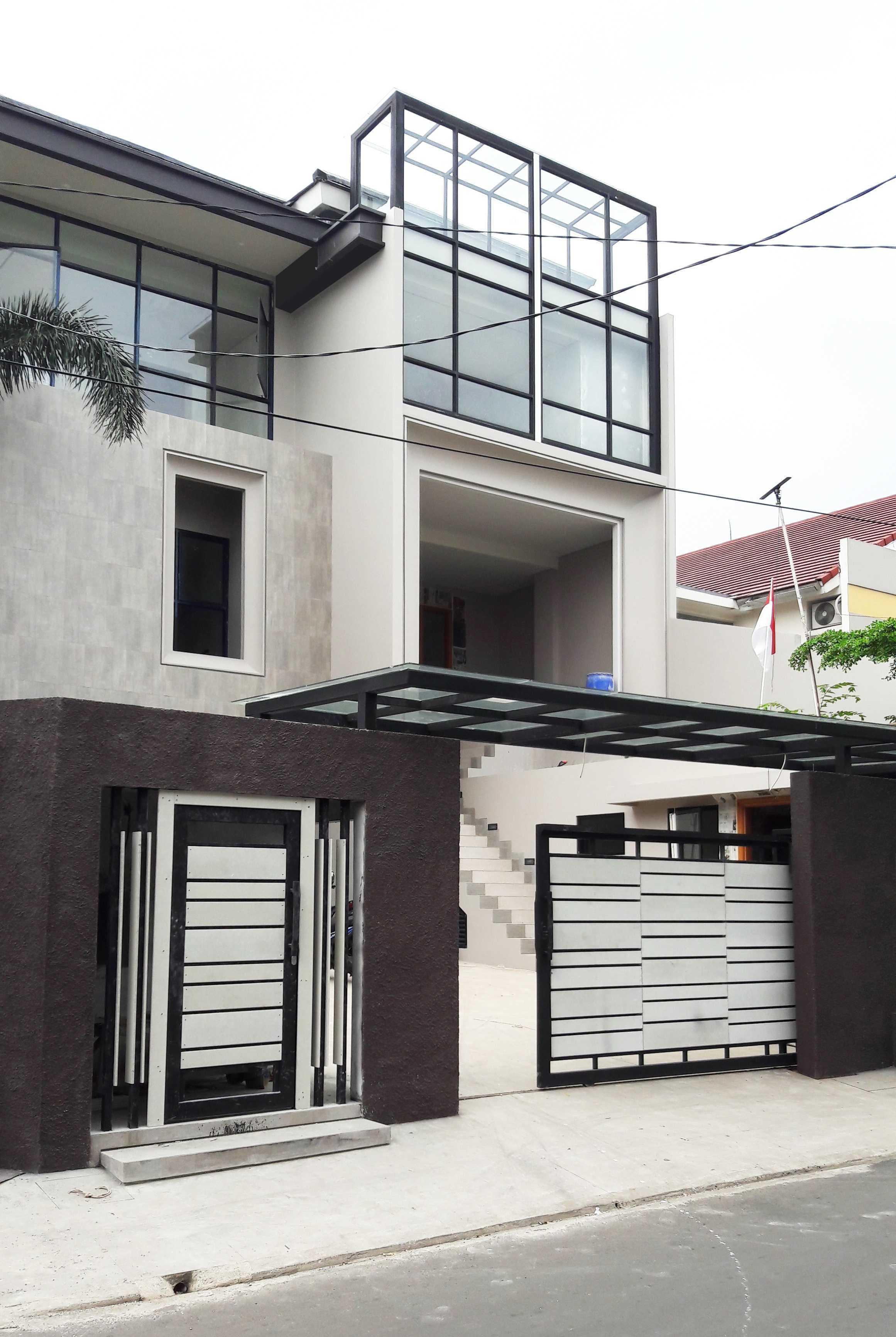 Alradistadesign A.w House, Tebet Tebet Jakarta Tebet Jakarta Tebet-01A   48303