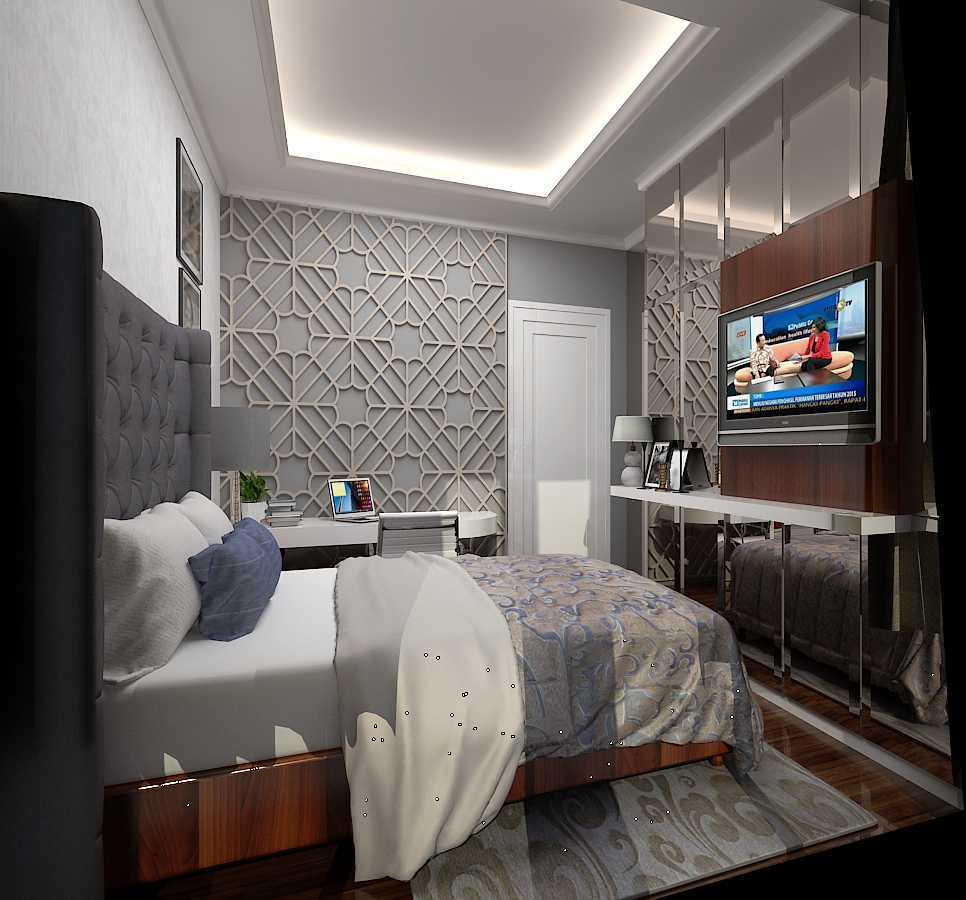 Pt Alradista Desain Indonesia Senopati Penthouse, Jakarta Senopati Jakarta Senopati Jakarta Bedroom   12886