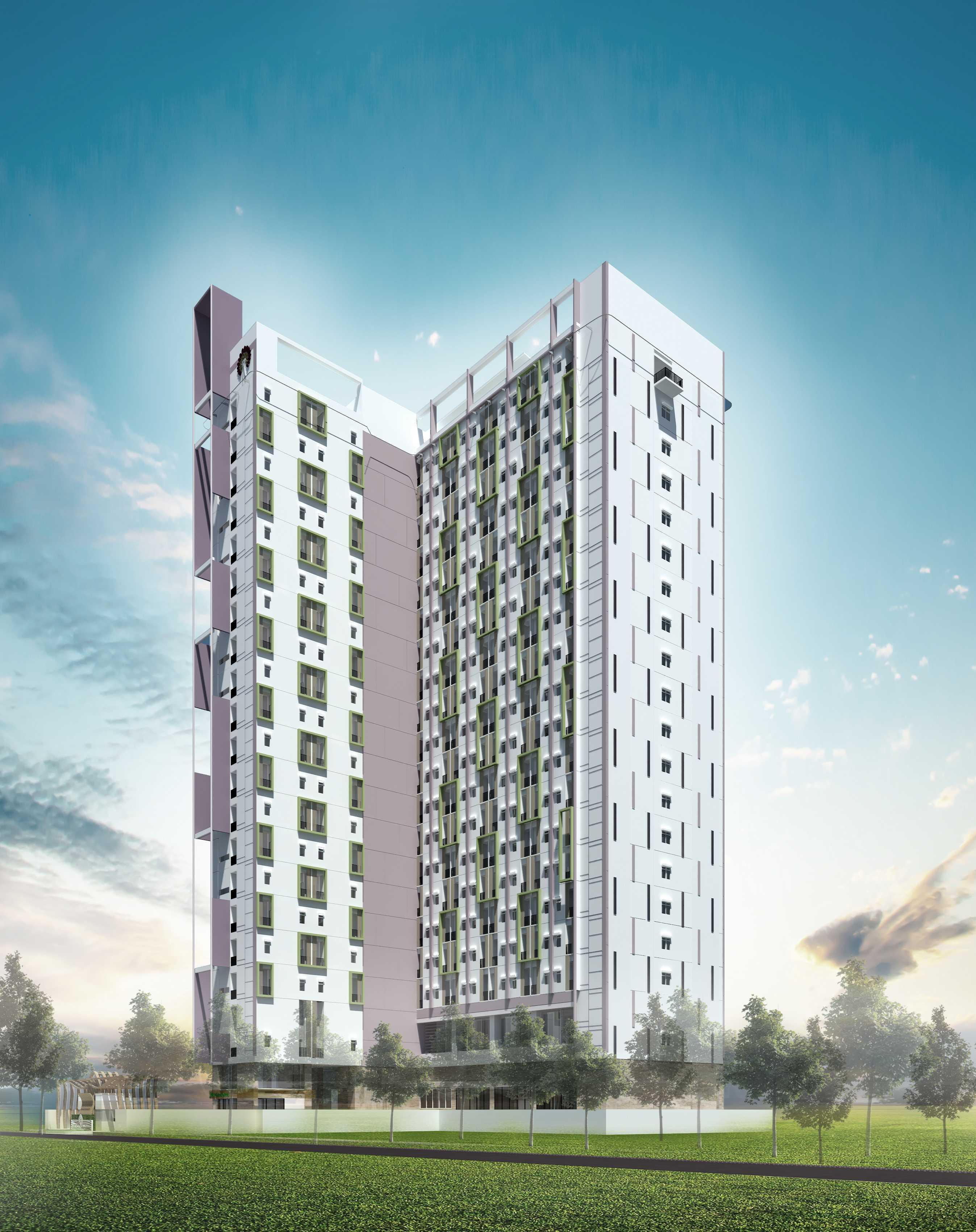 Pt Alradista Desain Indonesia Depok Apartment Depok Depok New-Facade   11158