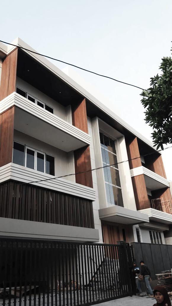 Alradistadesign St House, Sunter Sunter Jakarta Sunter Jakarta St-House-02A Modern  45922