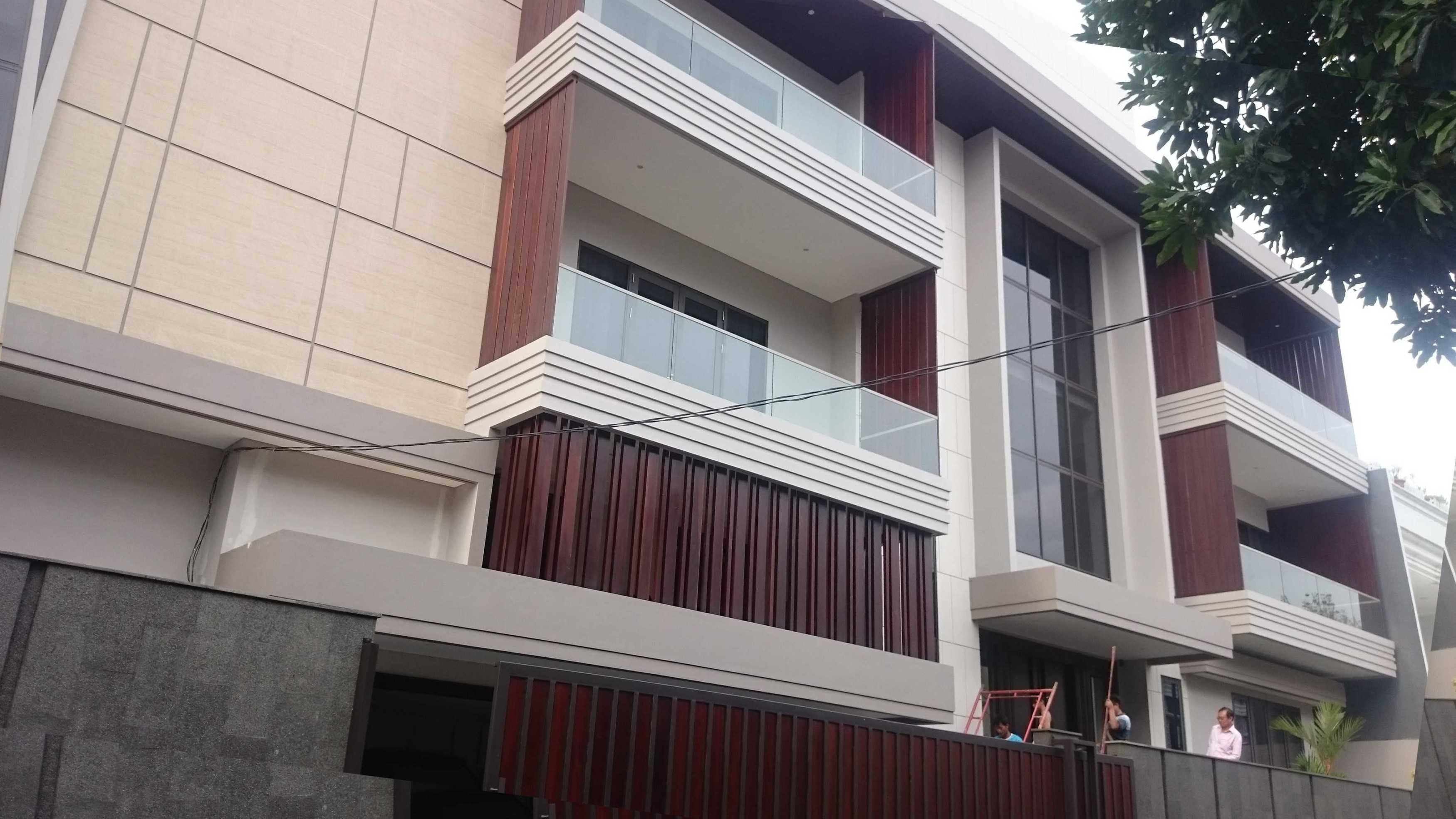 Alradistadesign St House, Sunter Sunter Jakarta Sunter Jakarta Alradistadesign-St-House-Sunter Modern  49103
