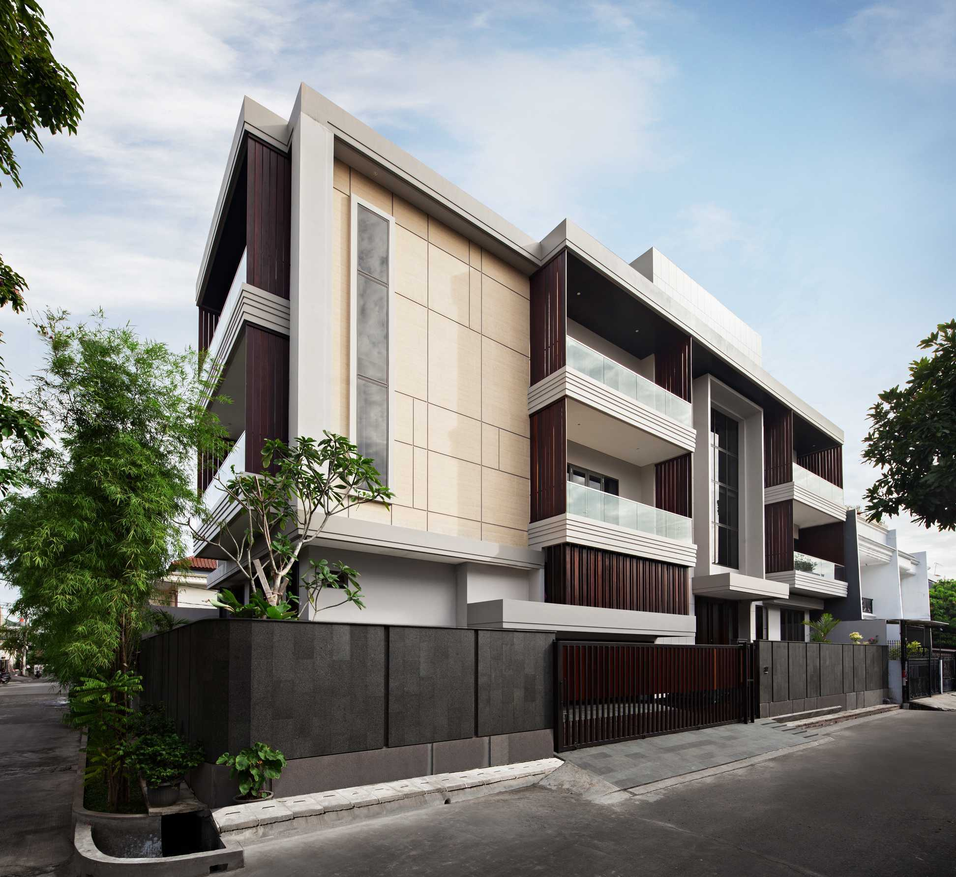Alradistadesign St House, Sunter Sunter Jakarta Sunter Jakarta Alradistadesign-St-House-Sunter Modern  50502