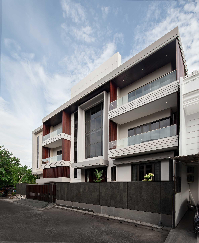 Alradistadesign St House, Sunter Sunter Jakarta Sunter Jakarta Alradistadesign-St-House-Sunter Modern  50503