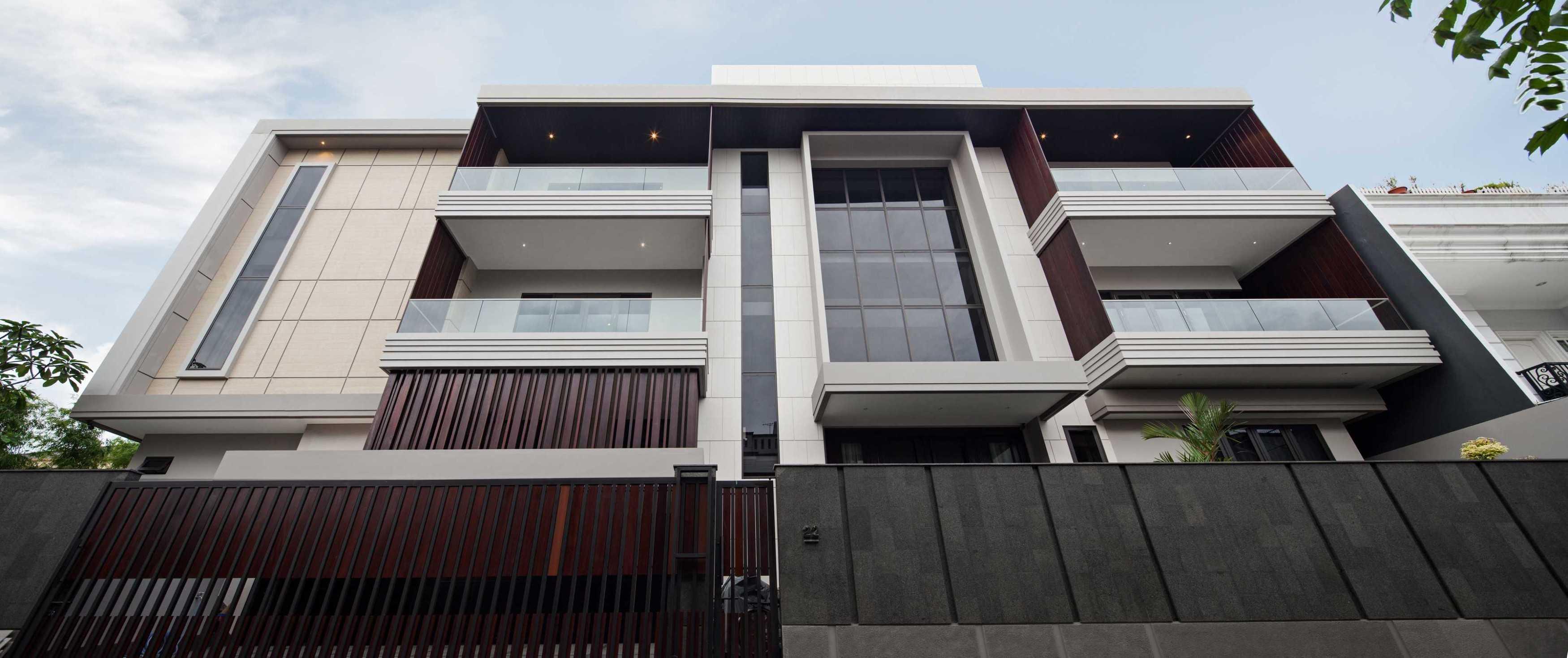 Alradistadesign St House, Sunter Sunter Jakarta Sunter Jakarta Alradistadesign-St-House-Sunter Modern  50504