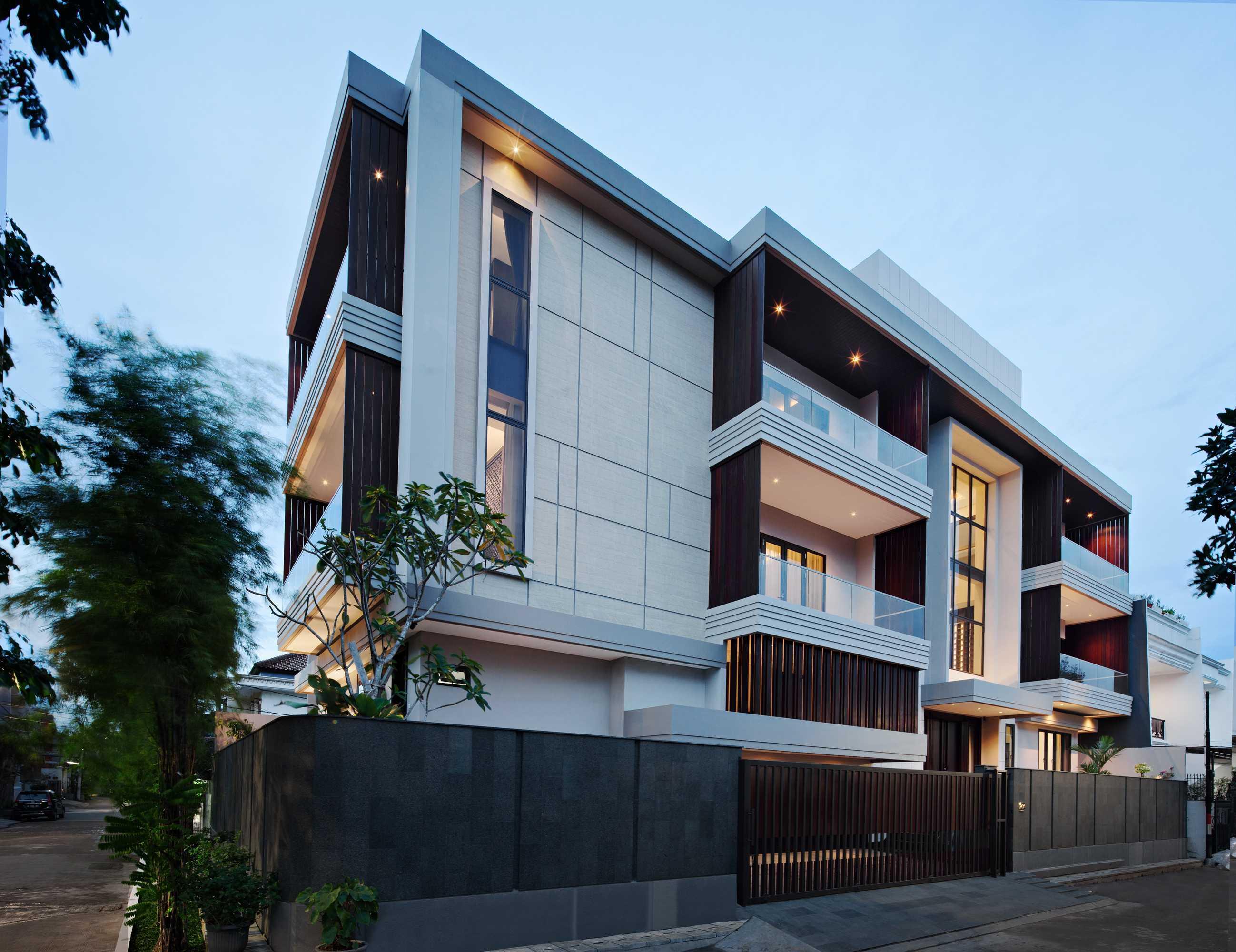Alradistadesign St House, Sunter Sunter Jakarta Sunter Jakarta Alradistadesign-St-House-Sunter Modern  50505
