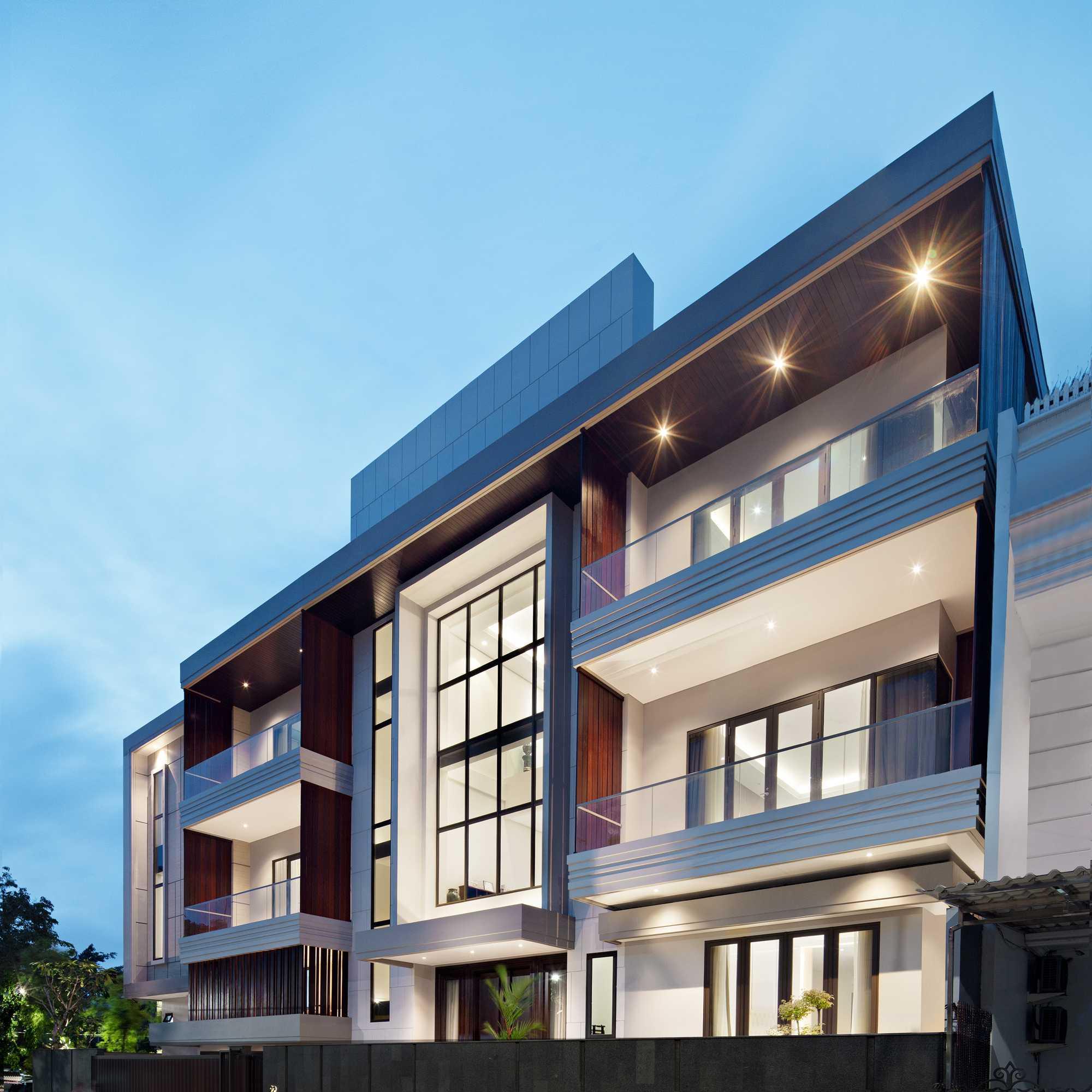 Alradistadesign St House, Sunter Sunter Jakarta Sunter Jakarta Alradistadesign-St-House-Sunter Modern  50506