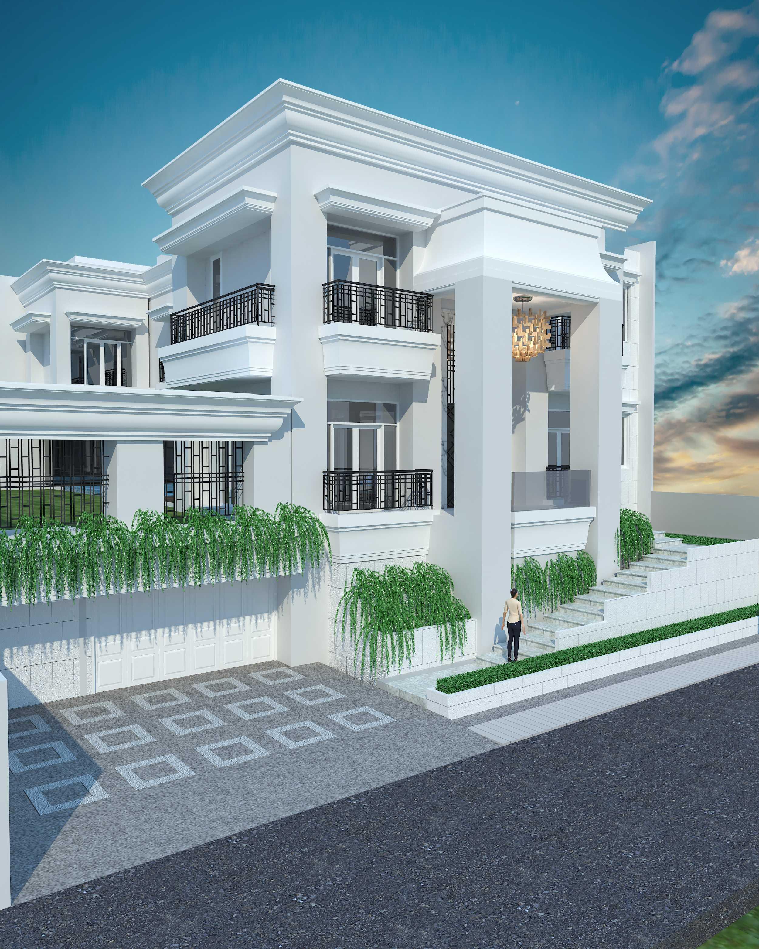 Alradistadesign Aa House Bintaro, Pesanggrahan, South Jakarta City, Jakarta, Indonesia Bintaro, Pesanggrahan, South Jakarta City, Jakarta, Indonesia Modern Classic Modern  35310
