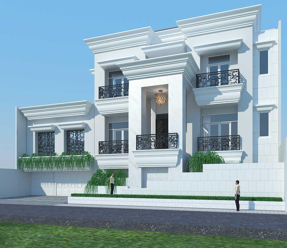 Photo modern classic aa house 2 desain arsitek oleh
