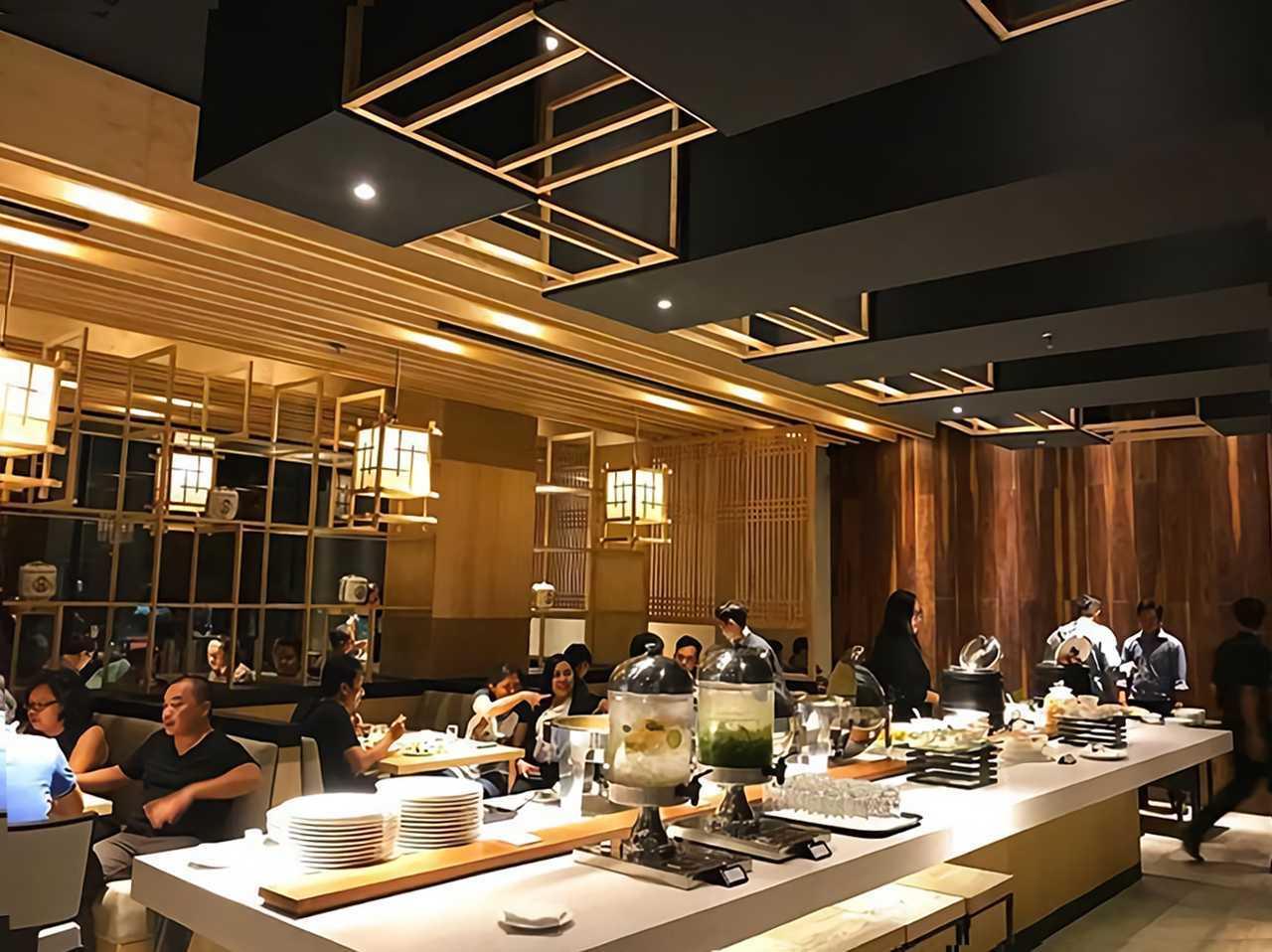 Pt Alradista Desain Indonesia Japanese Restaurant, Cikarang Cikarang, Bekasi, Jawa Barat, Indonesia Cikarang, Bekasi, Jawa Barat, Indonesia Dining Area   46561