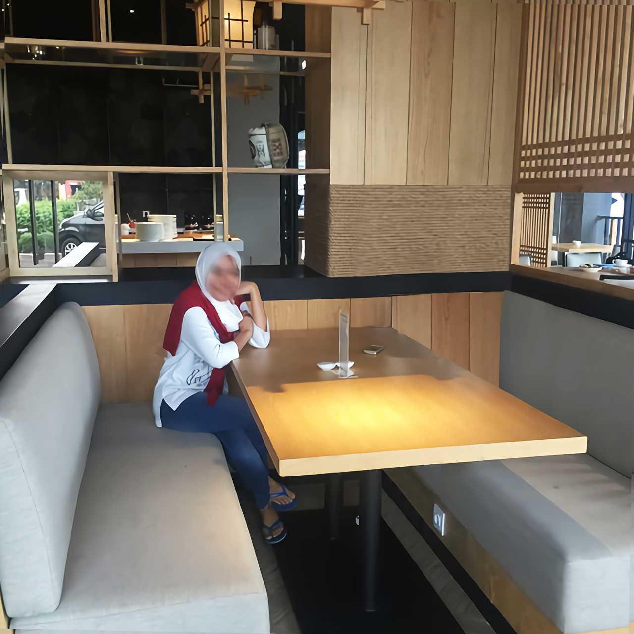 Pt Alradista Desain Indonesia Japanese Restaurant, Cikarang Cikarang, Bekasi, Jawa Barat, Indonesia Cikarang, Bekasi, Jawa Barat, Indonesia Dining Area   46563
