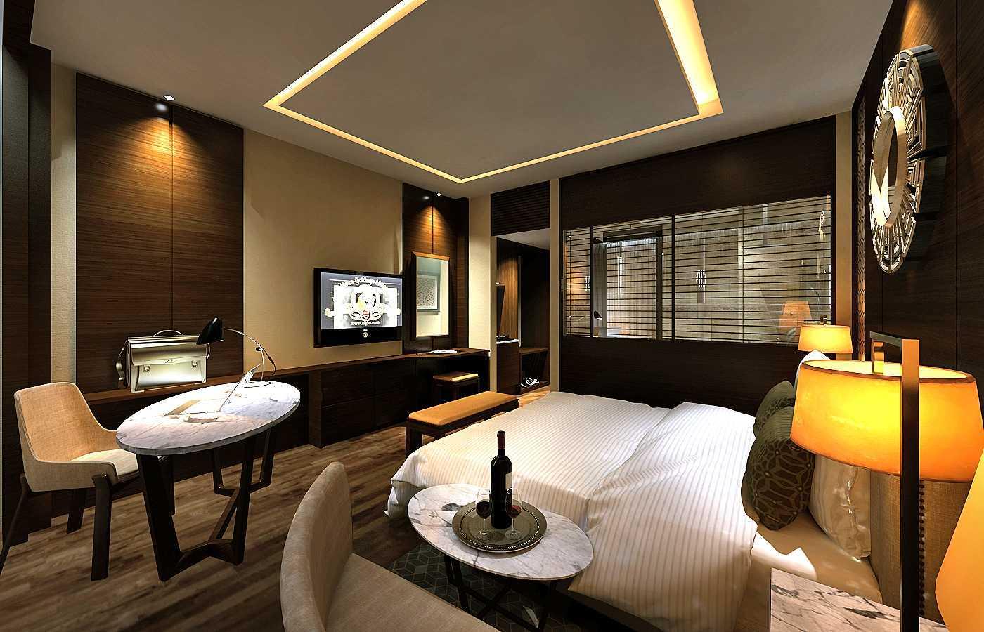 Rinto Katili Hotel Unit Surabaya Surabaya Hotel_Room Unit_View To Tv Area Kontemporer  24812