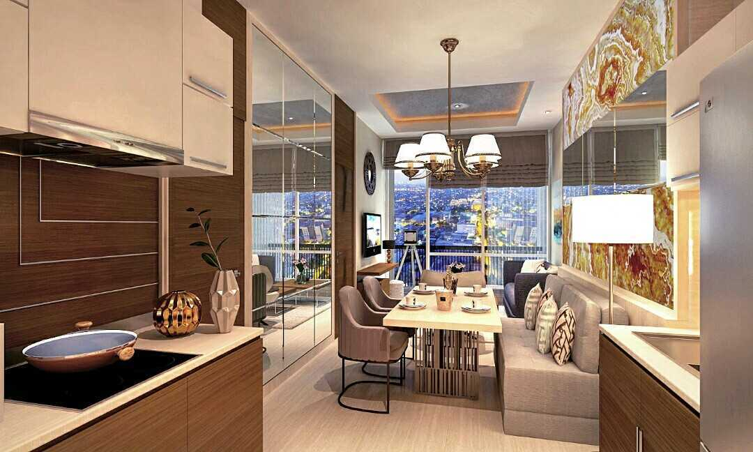 Rinto Katili Modern Luxuries  Style Apartment Jakarta Jakarta Type-2-Bedroomclassic-Style Kontemporer  33442