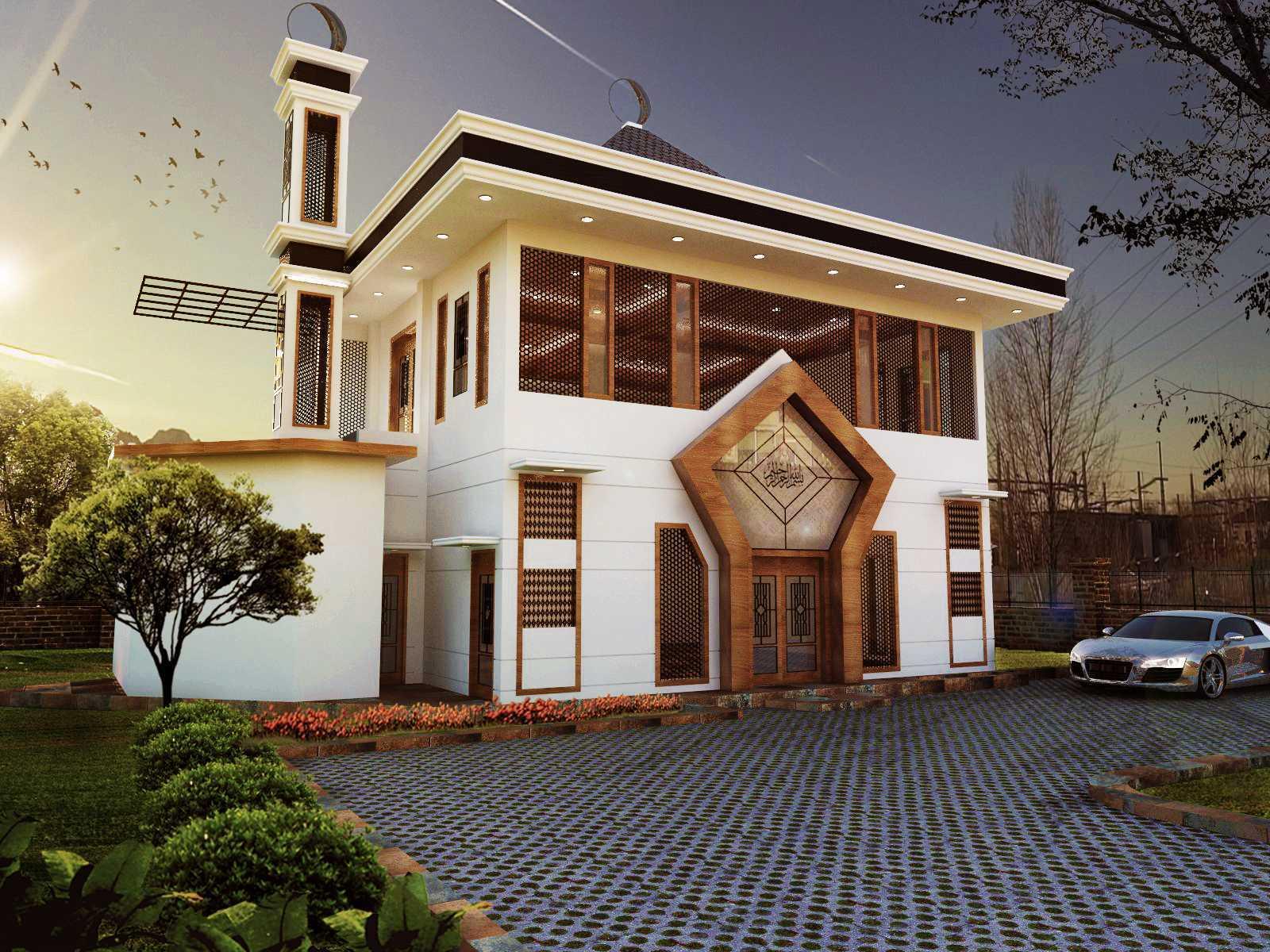 Rinto Katili, S.s.n, M.m Masjid  Al_Azhar 1   Exterior View 1 Kontemporer  32622