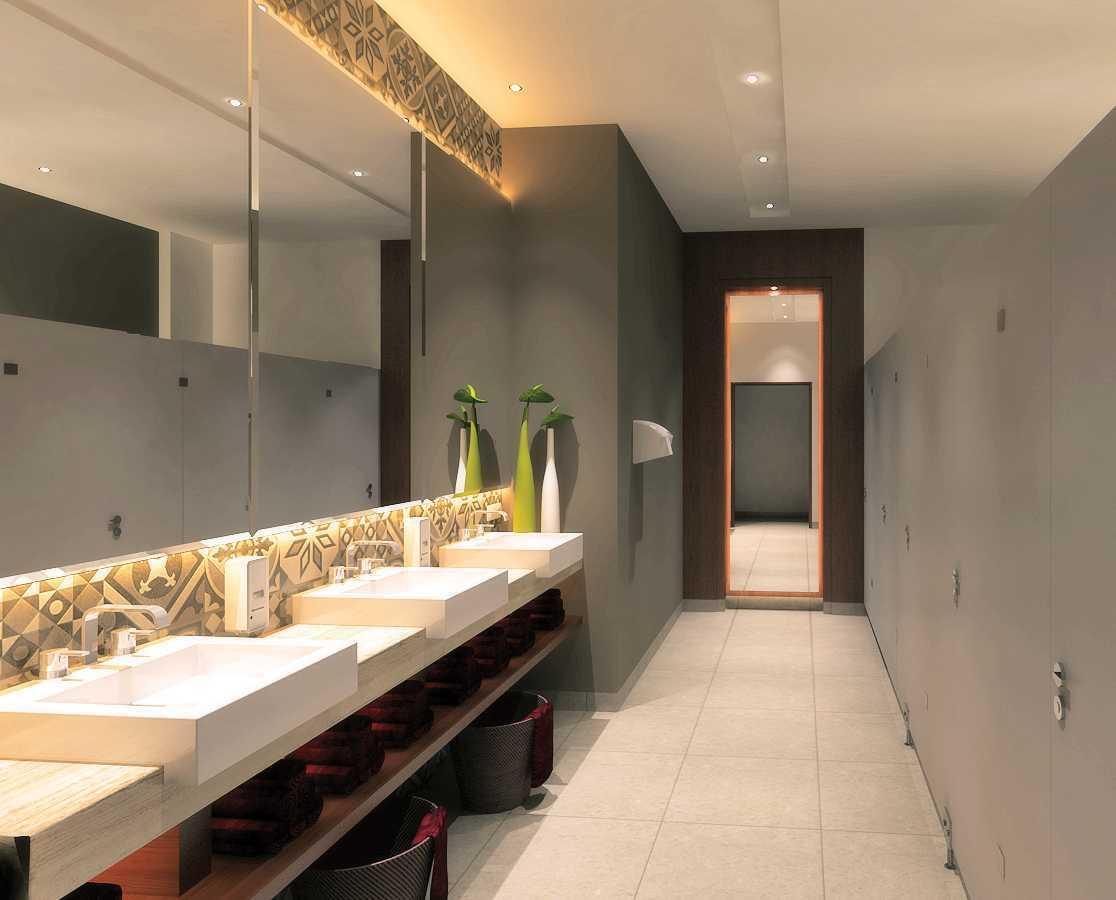 Rinto Katili Public Toilet Sunset Hotel Bali  Bali, Indonesia Bali, Indonesia Toilet Wanita Lobby Floor   40345