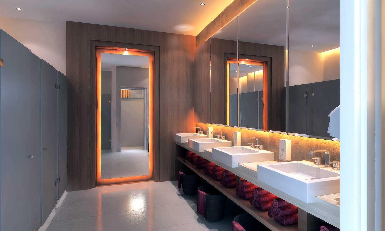 Rinto Katili Public Toilet Sunset Hotel Bali  Bali, Indonesia Bali, Indonesia Toilet Wanita Prefunction Floor   40346