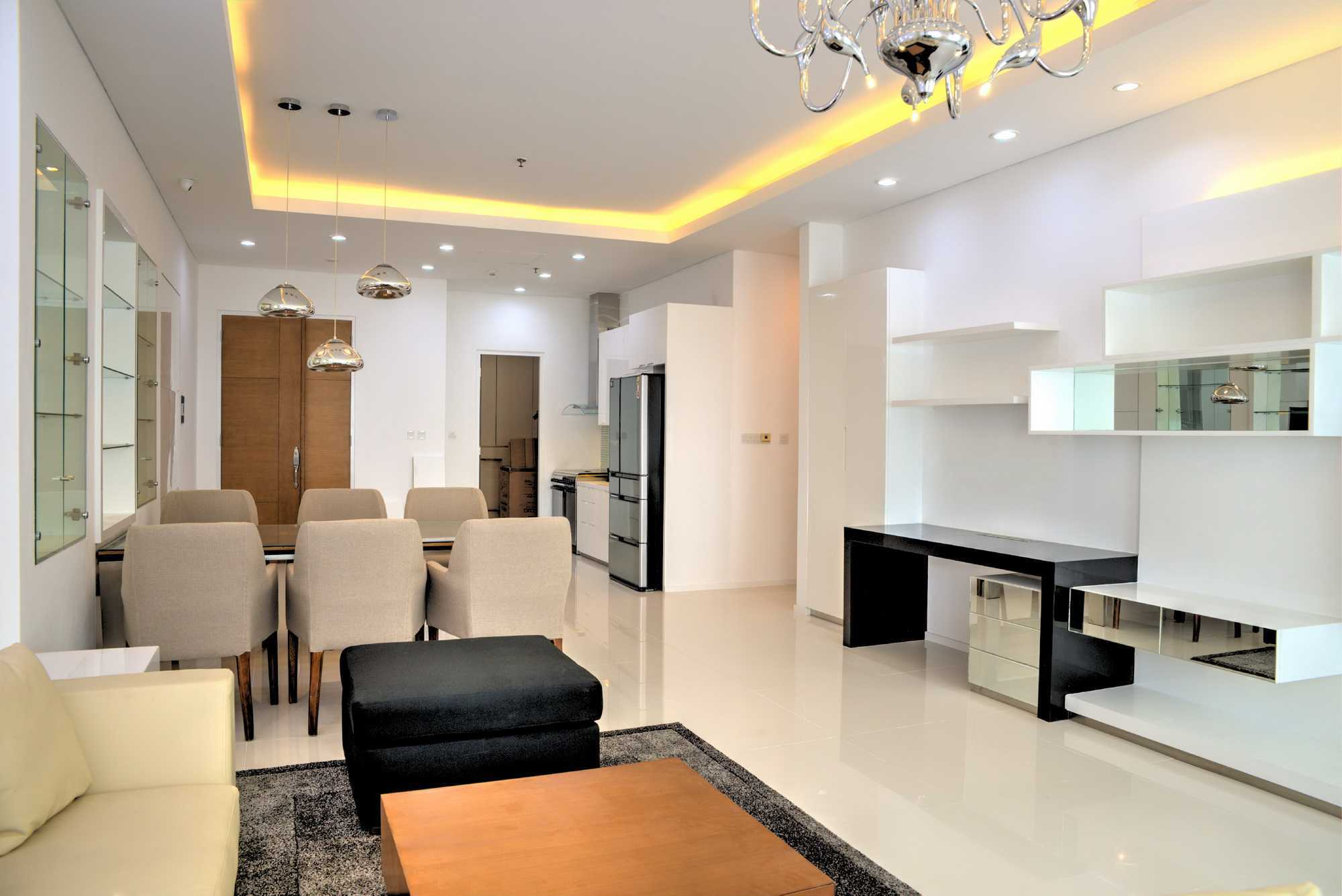 Meili Darmasetiawan Belleza Apartment Versailles Apartment Belleza Permata Hijau Jakarta Apartment Belleza Permata Hijau Jakarta Photo-12819 Modern  12819