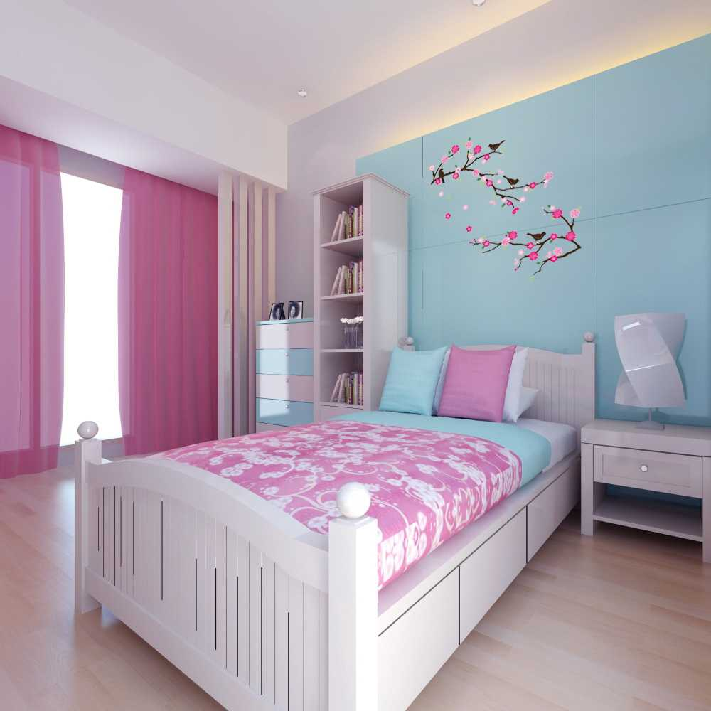 Meili Darmasetiawan Menteng Dalam Interior Tebet, Menteng Dalam Jakarta  Tebet, Menteng Dalam Jakarta  Child Bedroom Modern  13224