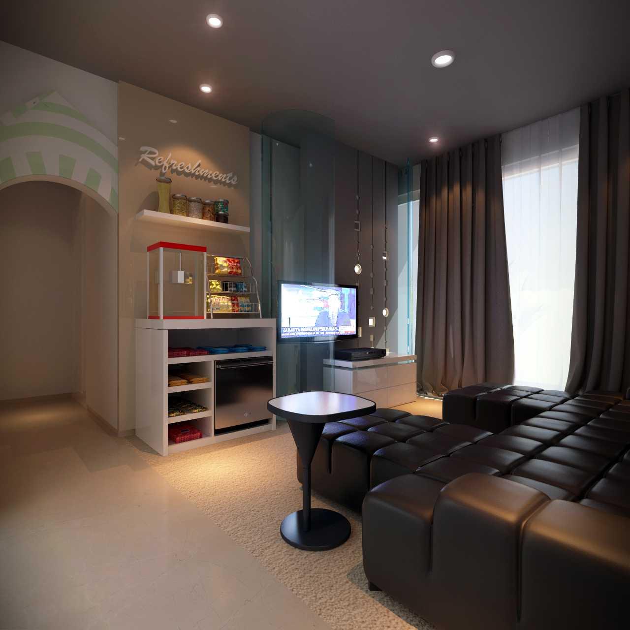 Meili Darmasetiawan Summerbliss Residence Lippo Cikarang Bekasi Lippo Cikarang Bekasi Living-Room-Atas Modern  13795
