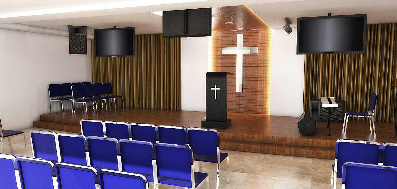 Dekapolis Architecture & Interior Design Interior Gereja South Jakarta, South Jakarta City, Jakarta, Indonesia South Jakarta, South Jakarta City, Jakarta, Indonesia 1   30824