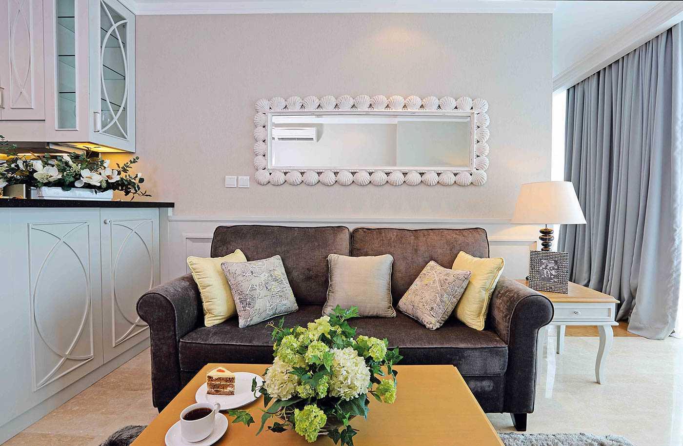Yasinta Tri Wasiati Apartment Residence 8  Senopati Jakarta Jakarta Living Room   12831