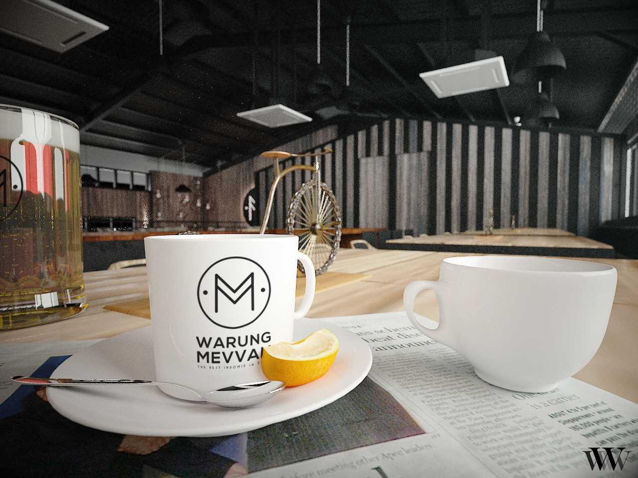 Wirianto Witarsa Mevvah Sekip Medan Medan Medan Cup-Render-Jadi Minimalis,modern  21763
