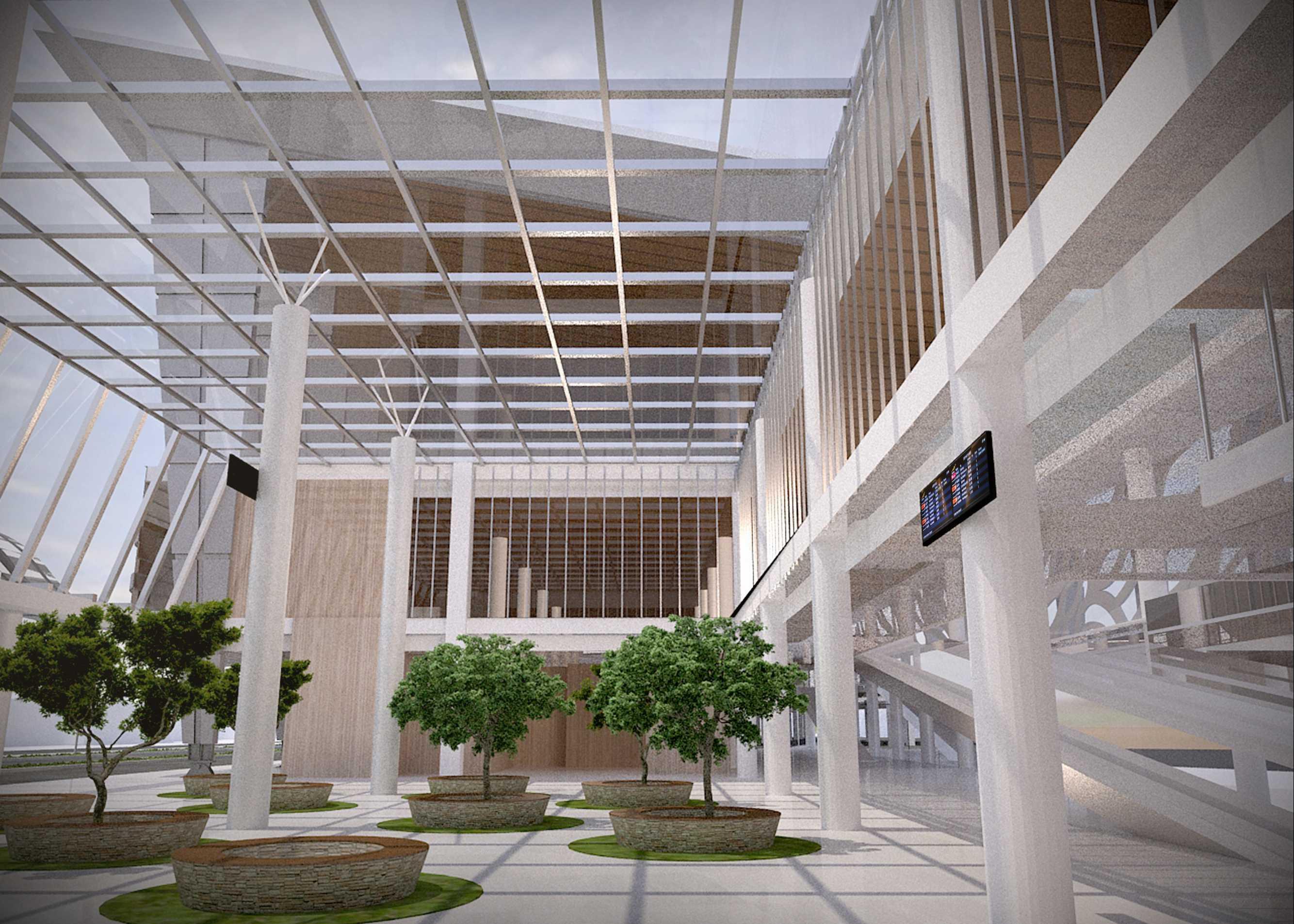 Wirianto Witarsa Belawan Port Passenger Terminal  Belawan - Medan Belawan - Medan Lobby Modern  18636