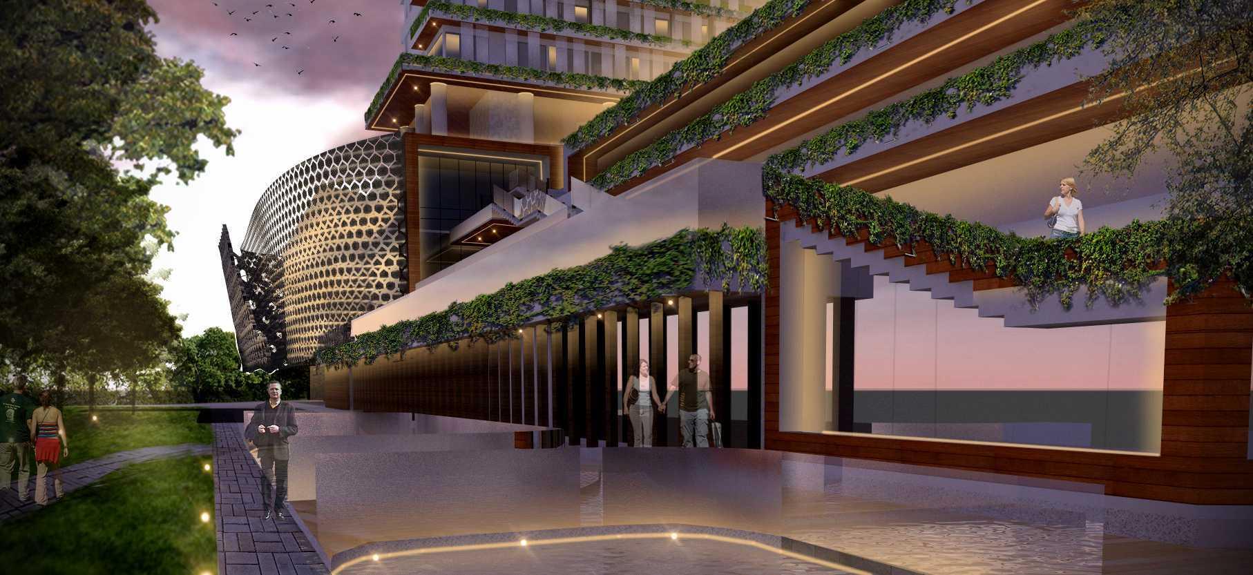Wirianto Witarsa Sinarmasland Young Architect Competition 2015 Jakarta Jakarta Eksterior 1   18643