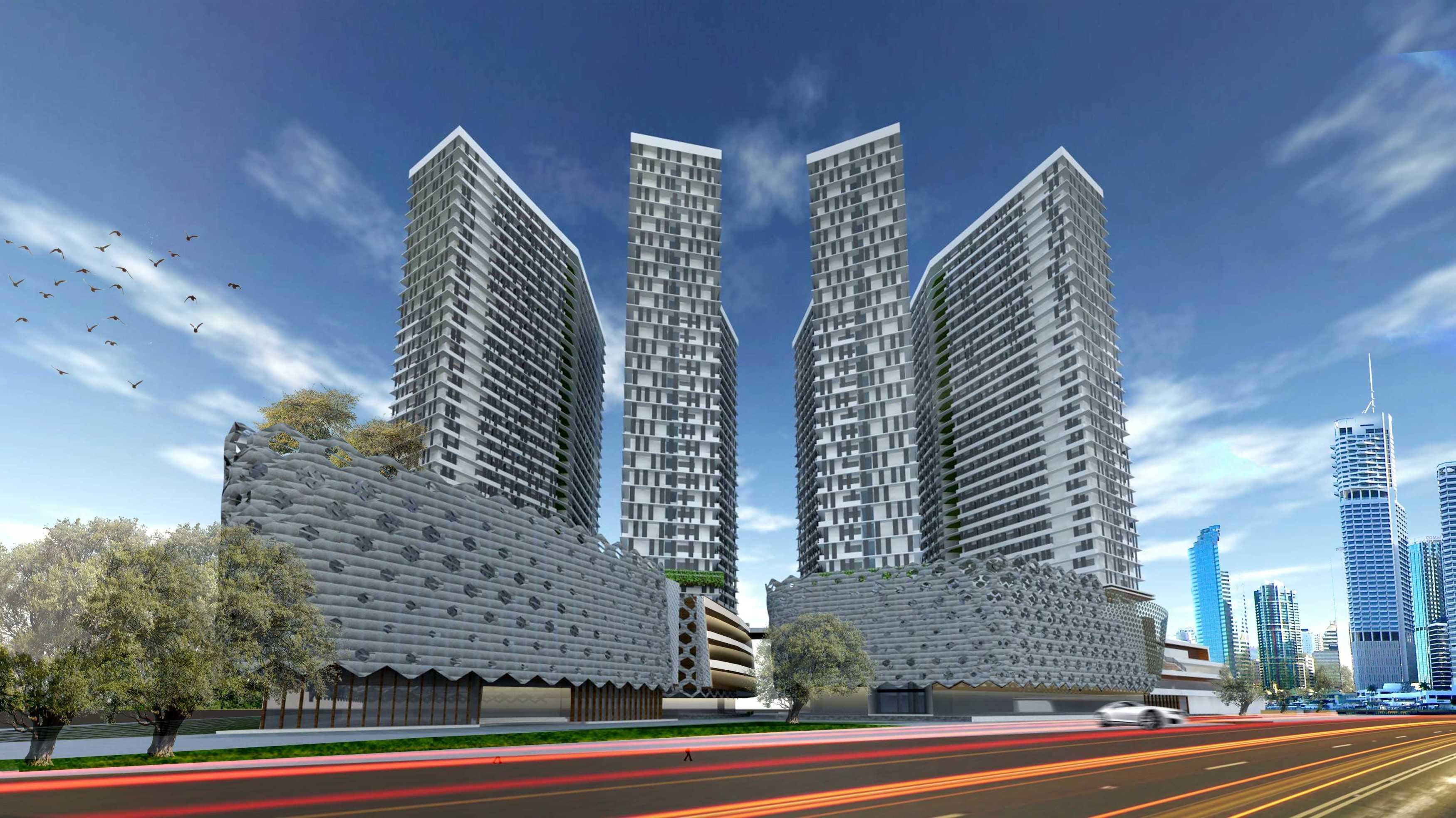 Wirianto Witarsa Sinarmasland Young Architect Competition 2015 Jakarta Jakarta Human Eye View   18646