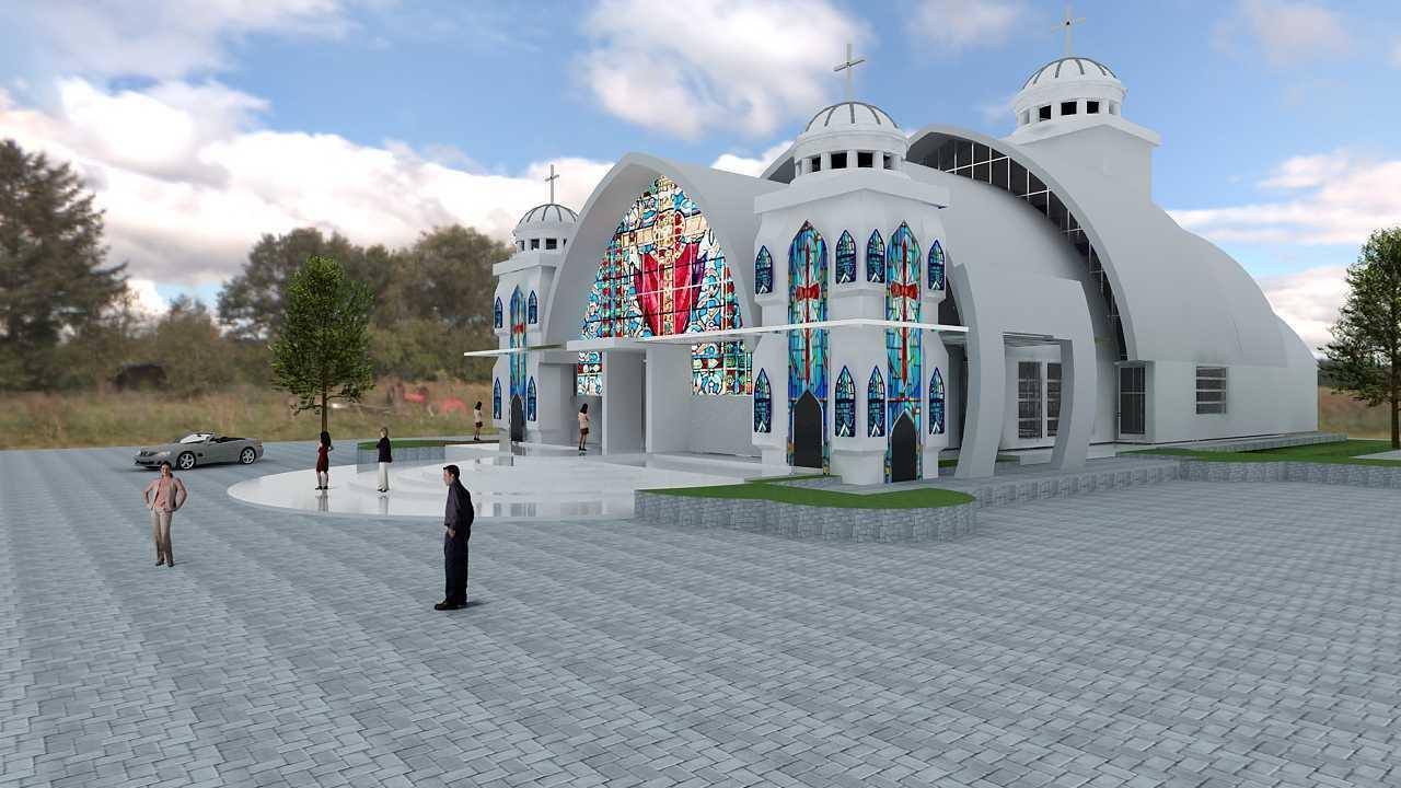 Oktavian Vicky Rantung Church  Manado, Manado City, North Sulawesi, Indonesia Manado, Manado City, North Sulawesi, Indonesia 56 Modern  34615