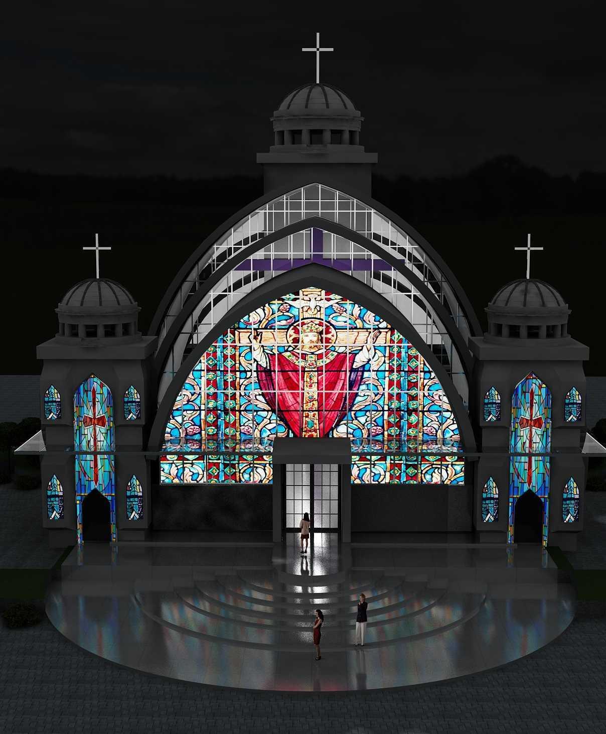 Oktavian Vicky Rantung Church  Manado, Manado City, North Sulawesi, Indonesia Manado, Manado City, North Sulawesi, Indonesia King-Lord Modern  34620
