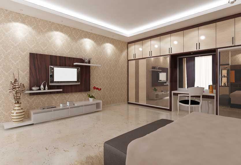 Yohanes Khouw Bedroom Design 1 - Sunter Sunter - Jakarta Utara Sunter - Jakarta Utara Kamar-Utama-1B Kontemporer  16568